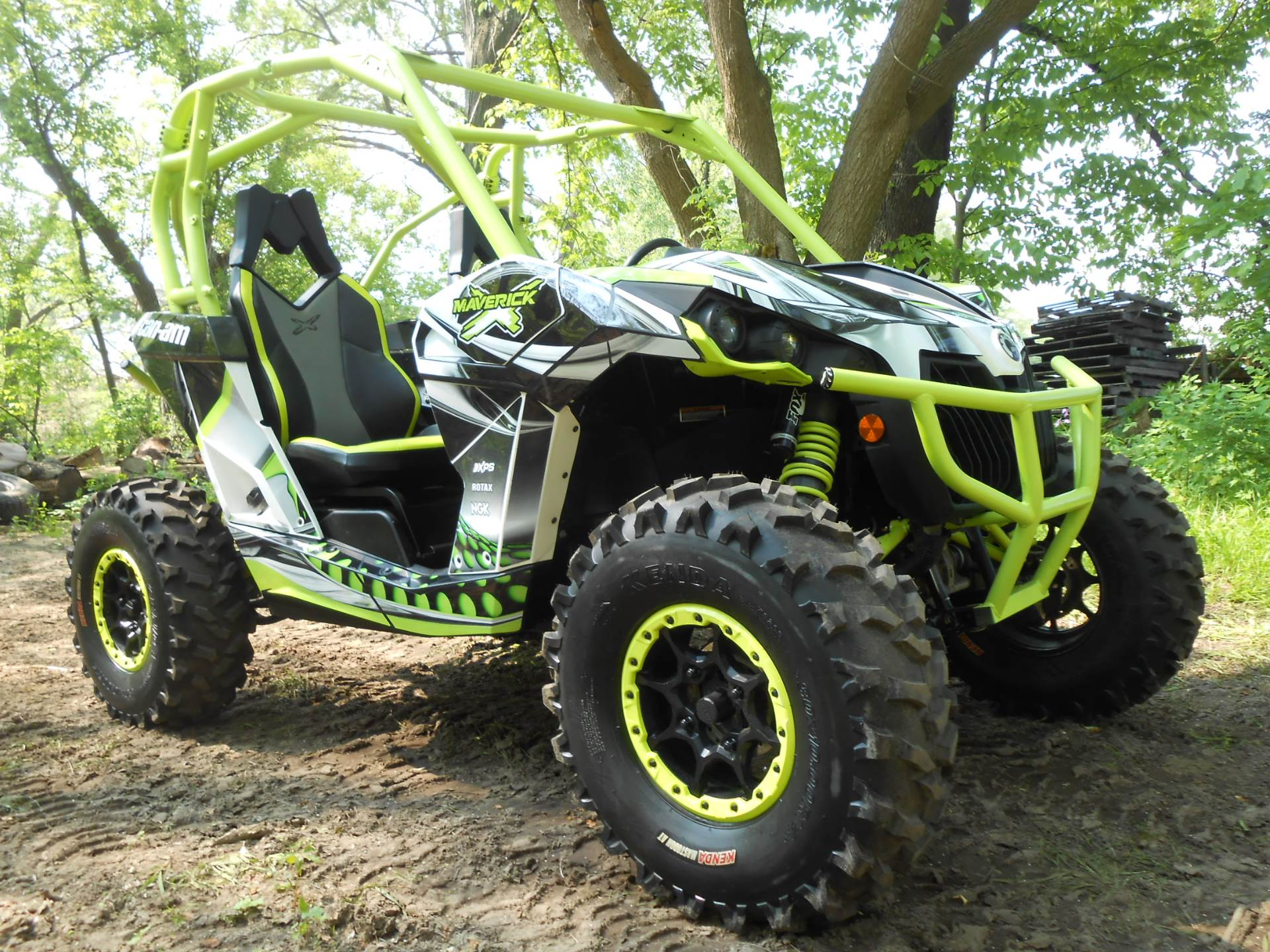 2016 Can-Am Maverick X ds in Howell, Michigan - Photo 27