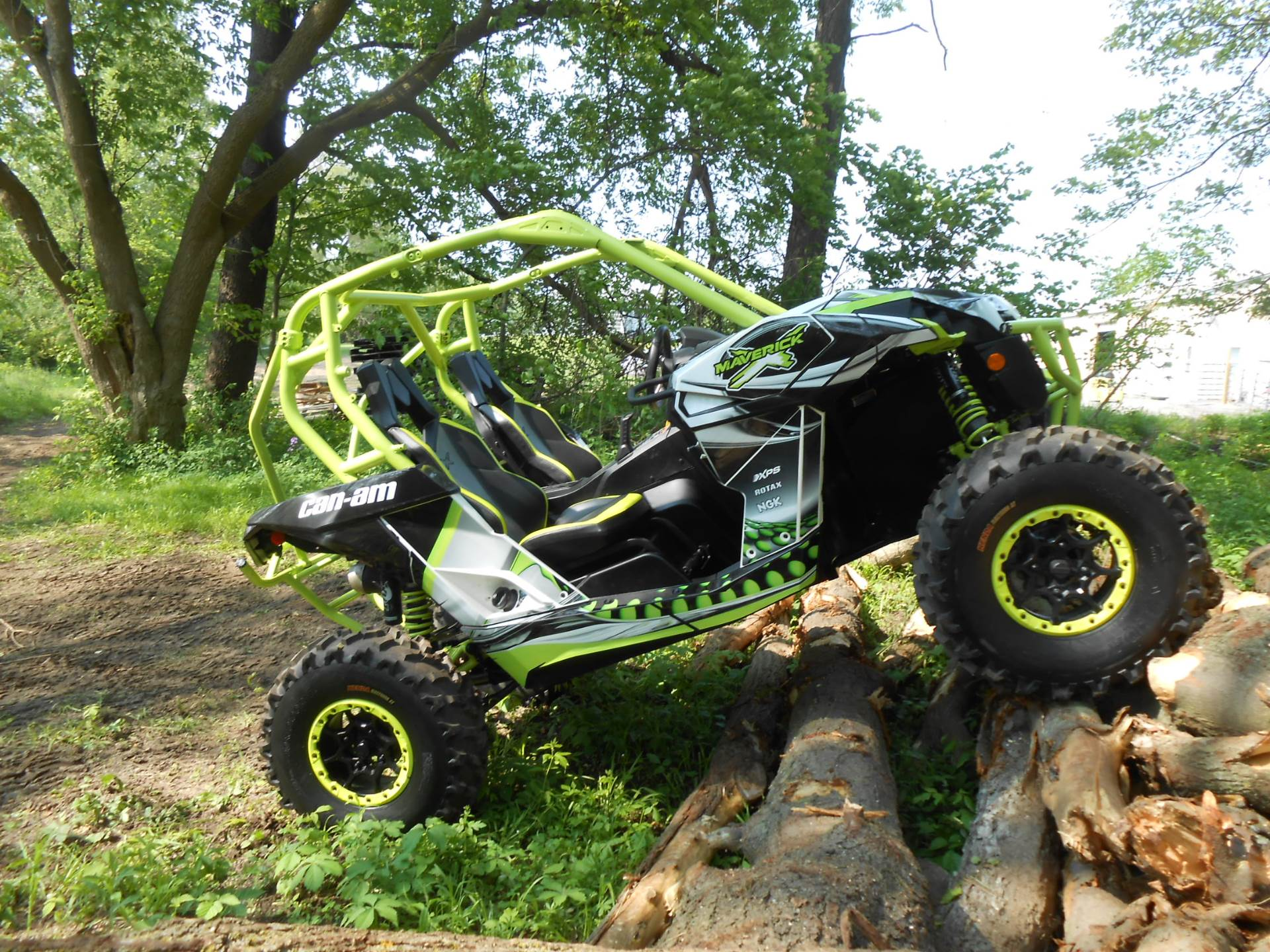 2016 Can-Am Maverick X ds in Howell, Michigan - Photo 15