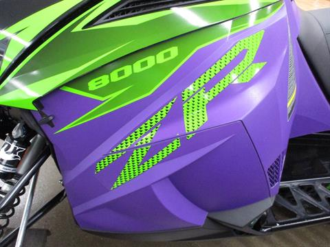 2019 Arctic Cat ZR 8000 Limited ES 129 in Howell, Michigan - Photo 3