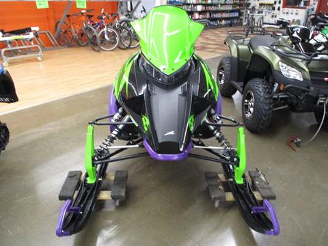 2019 Arctic Cat ZR 8000 Limited ES 129 in Howell, Michigan - Photo 2