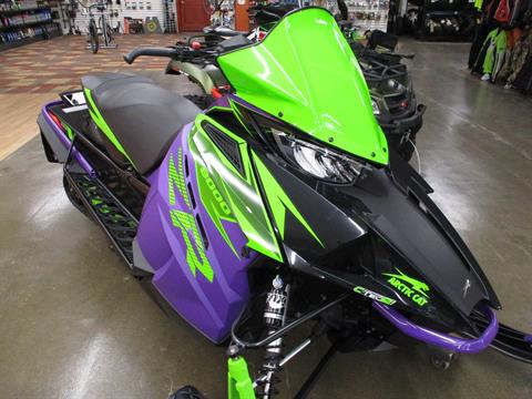 2019 Arctic Cat ZR 8000 Limited ES 129 in Howell, Michigan - Photo 4