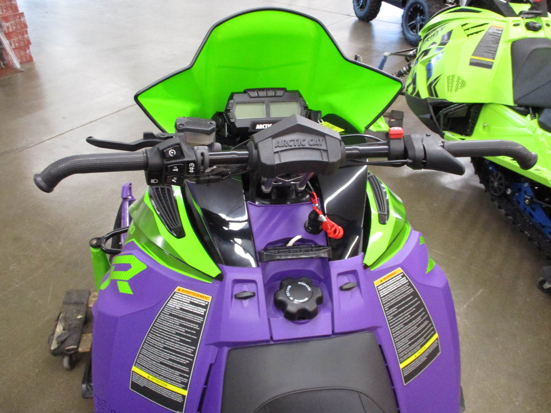2019 Arctic Cat ZR 8000 Limited ES 129 in Howell, Michigan - Photo 6