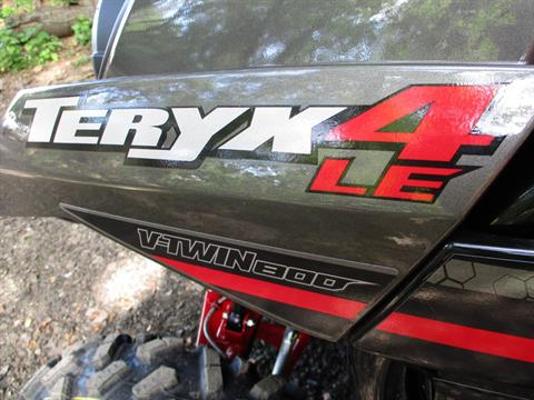 2021 Kawasaki Teryx4 LE in Howell, Michigan - Photo 6