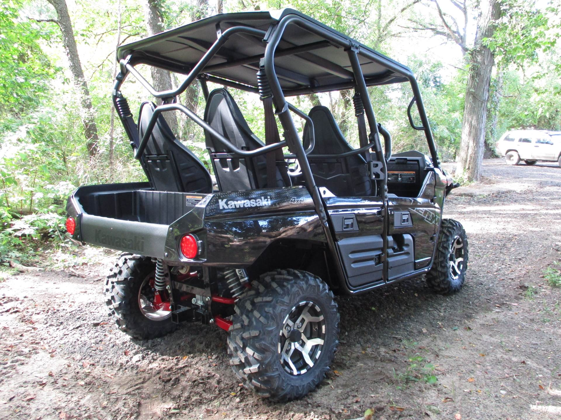 2021 Kawasaki Teryx4 LE in Howell, Michigan - Photo 12