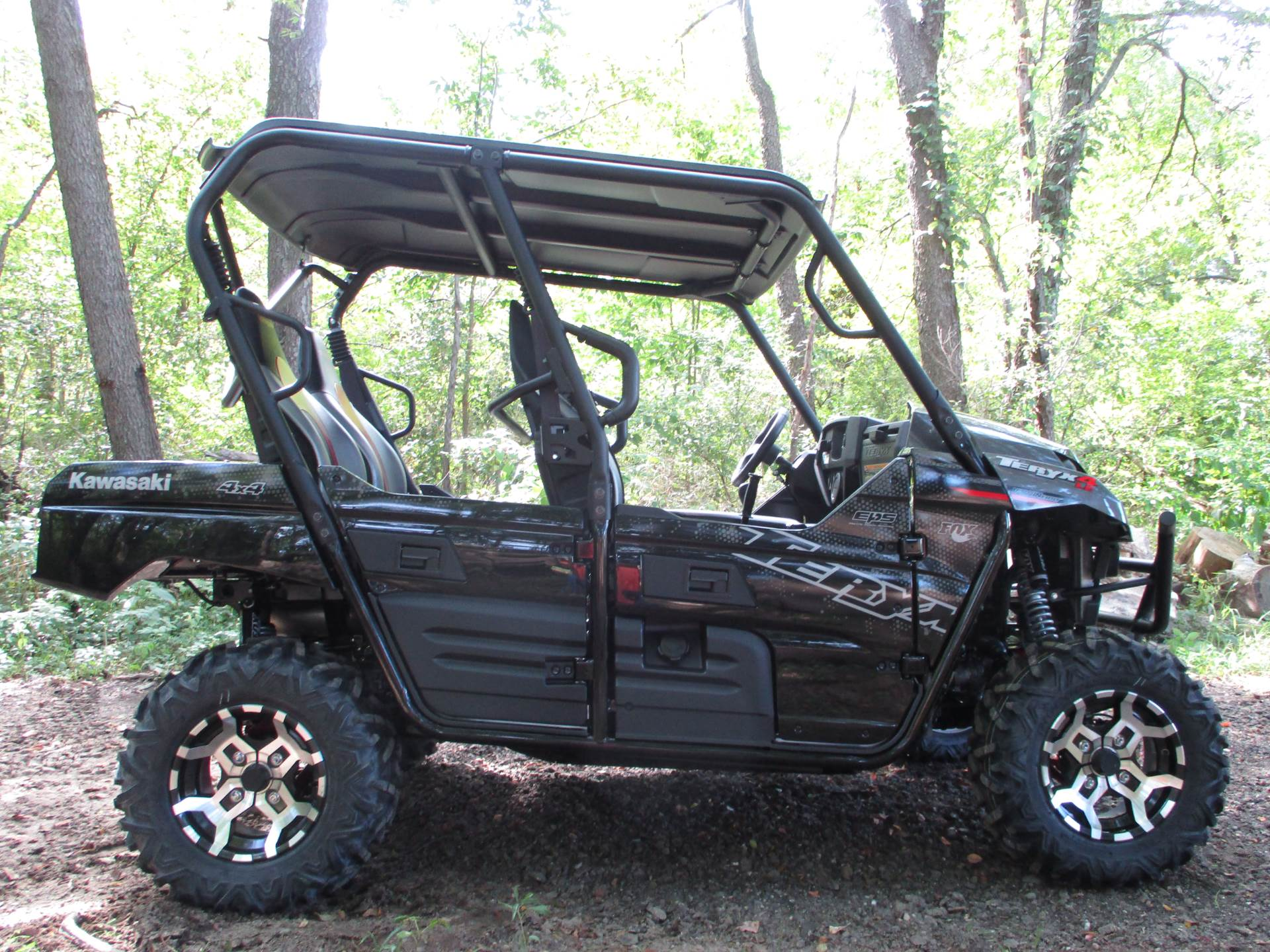 2021 Kawasaki Teryx4 LE in Howell, Michigan - Photo 13
