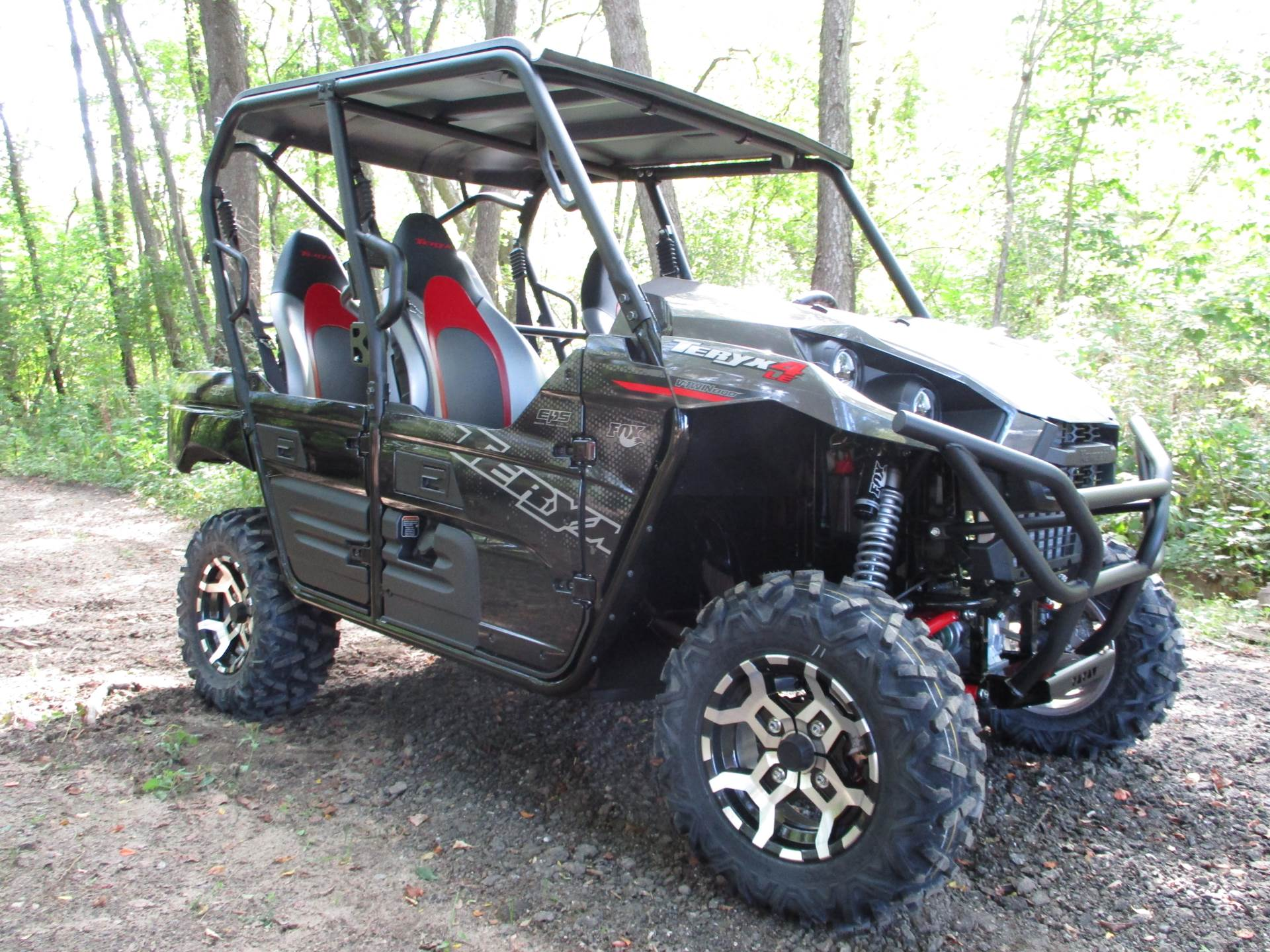 2021 Kawasaki Teryx4 LE in Howell, Michigan - Photo 14