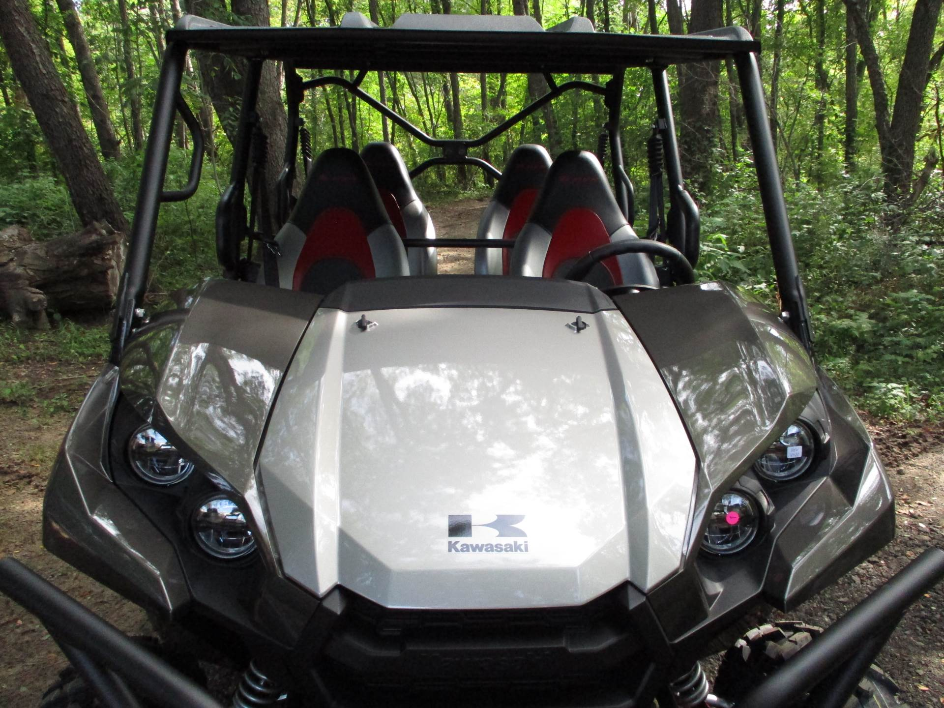 2021 Kawasaki Teryx4 LE in Howell, Michigan - Photo 4