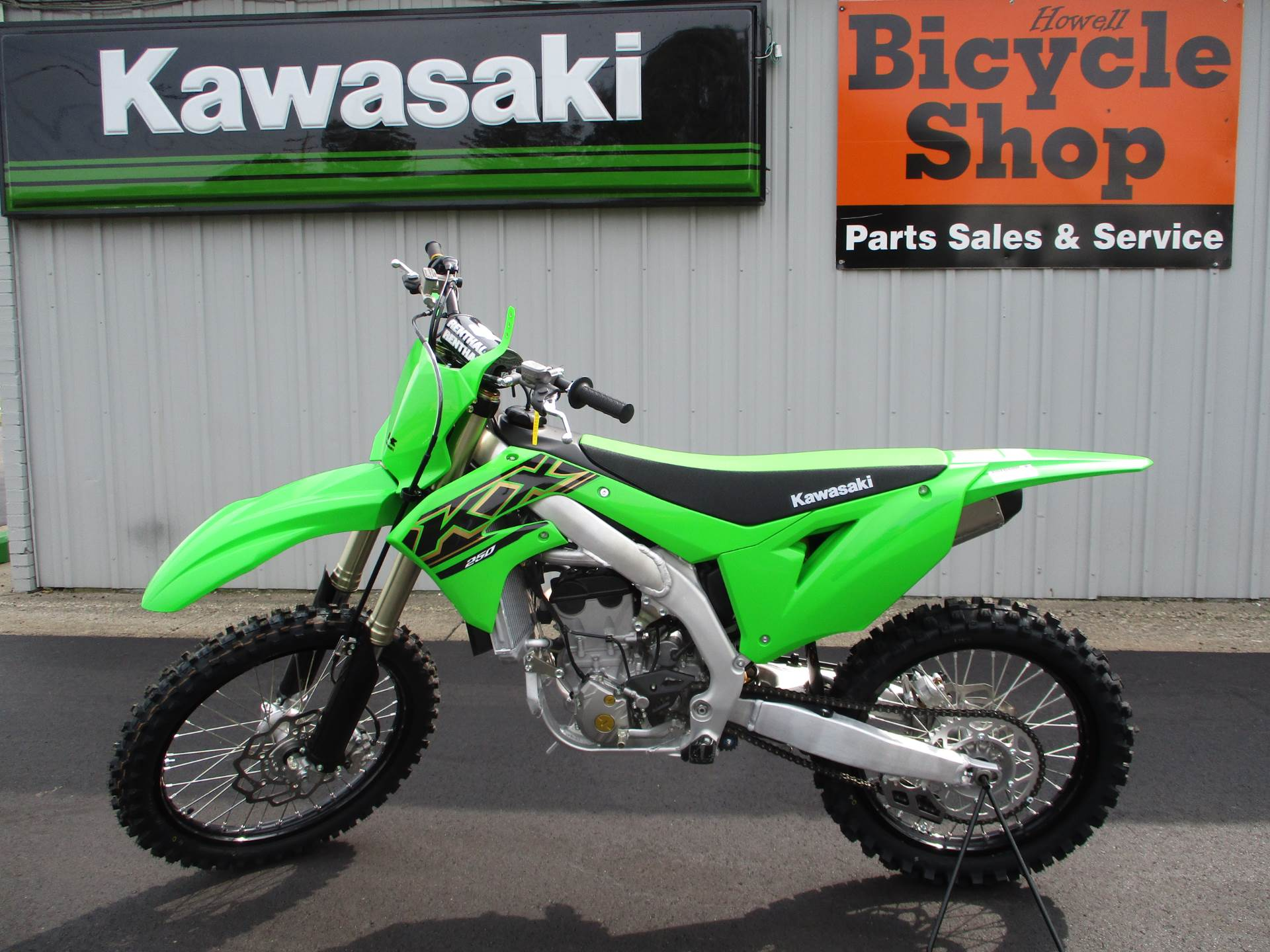 2021 Kawasaki KX 250 in Howell, Michigan - Photo 1