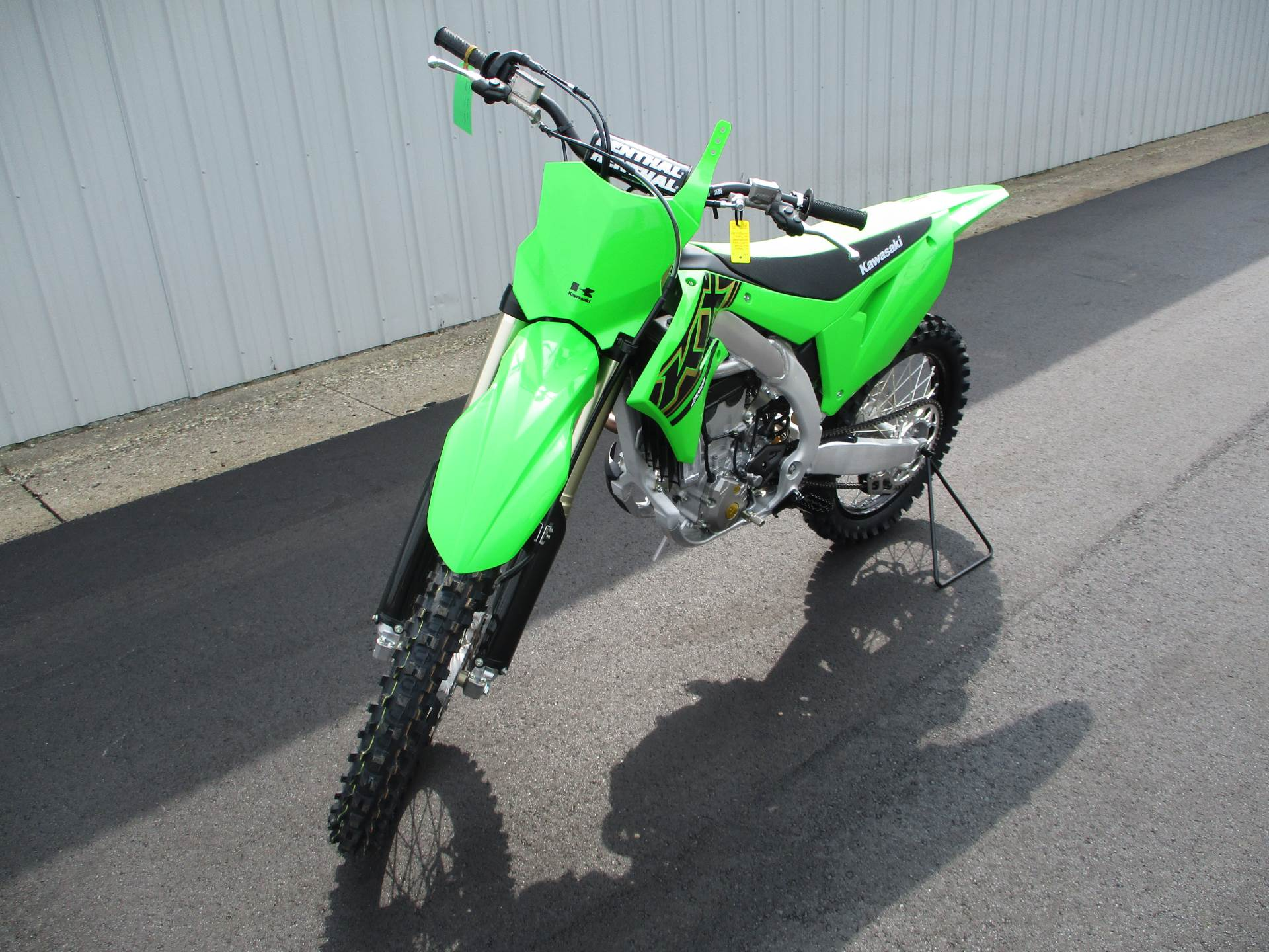 2021 Kawasaki KX 250 in Howell, Michigan - Photo 2