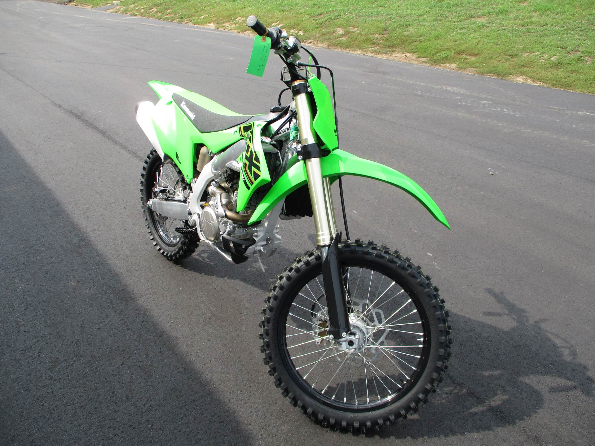 2021 Kawasaki KX 250 in Howell, Michigan - Photo 9