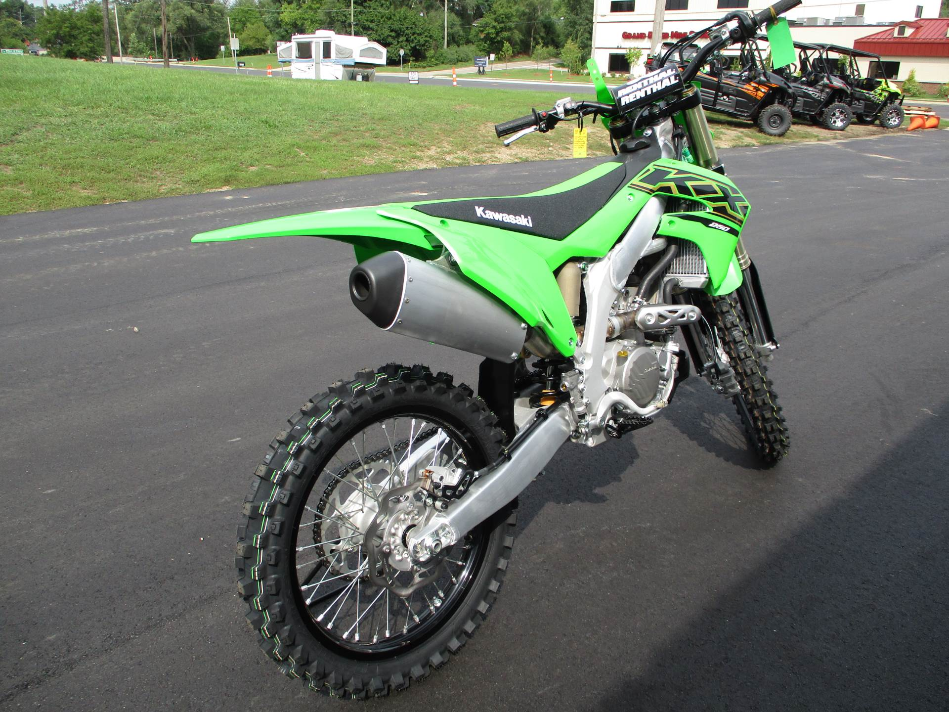 2021 Kawasaki KX 250 in Howell, Michigan - Photo 13