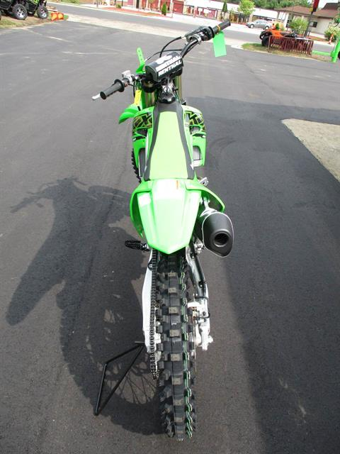 2021 Kawasaki KX 250 in Howell, Michigan - Photo 14