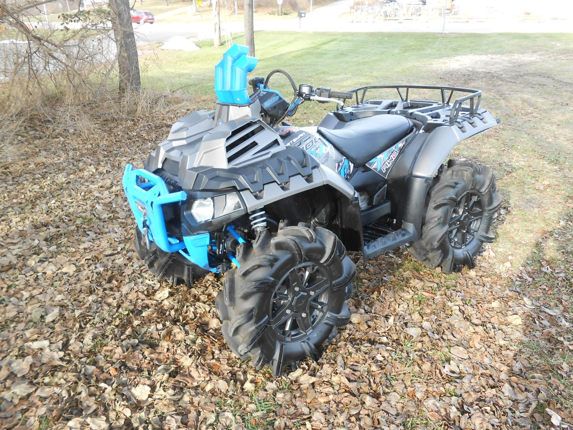 2017 Sportsman XP 1000 High Lifter Edition