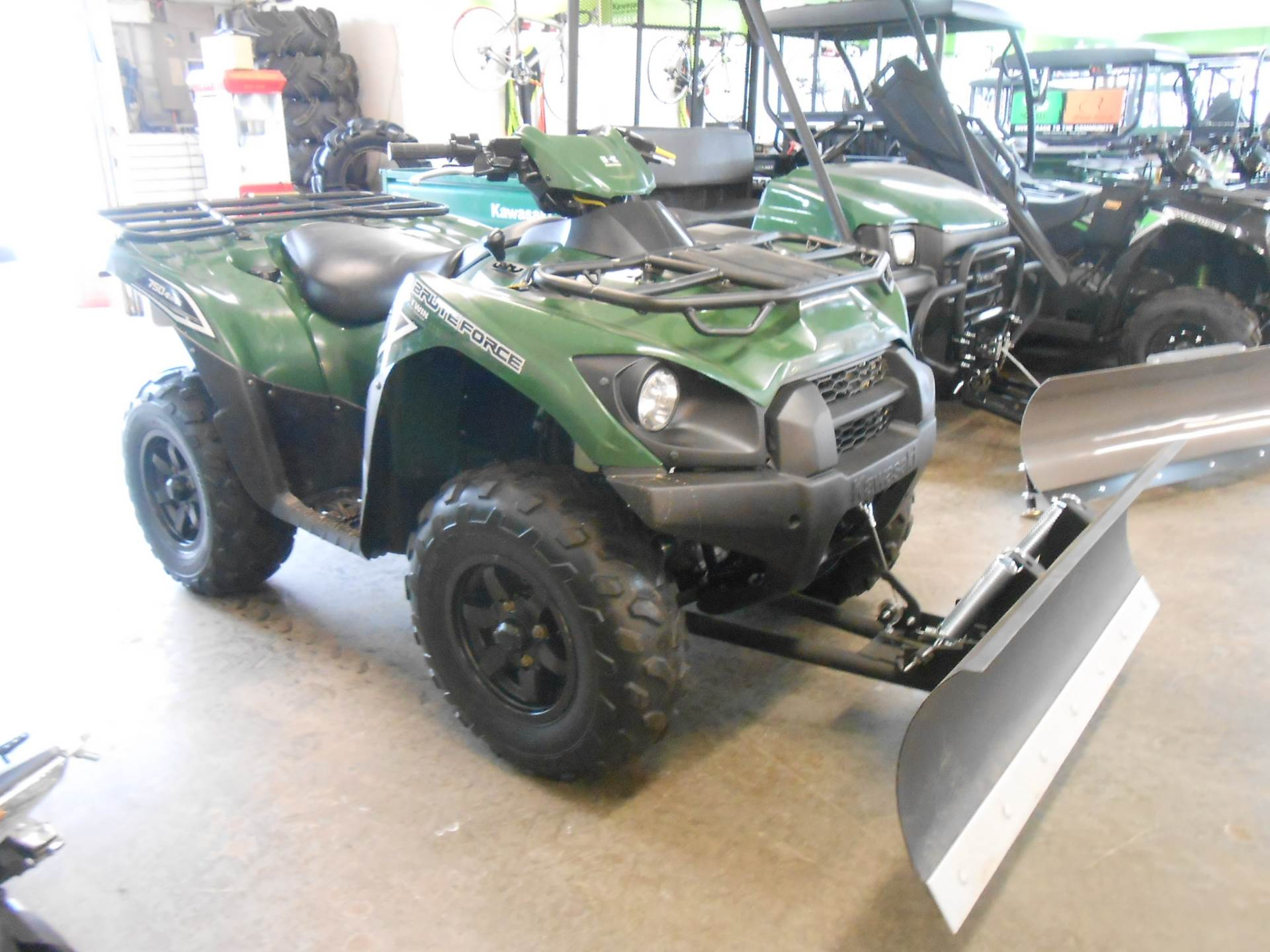 2016 Kawasaki Brute Force 750 4x4i in Howell, Michigan