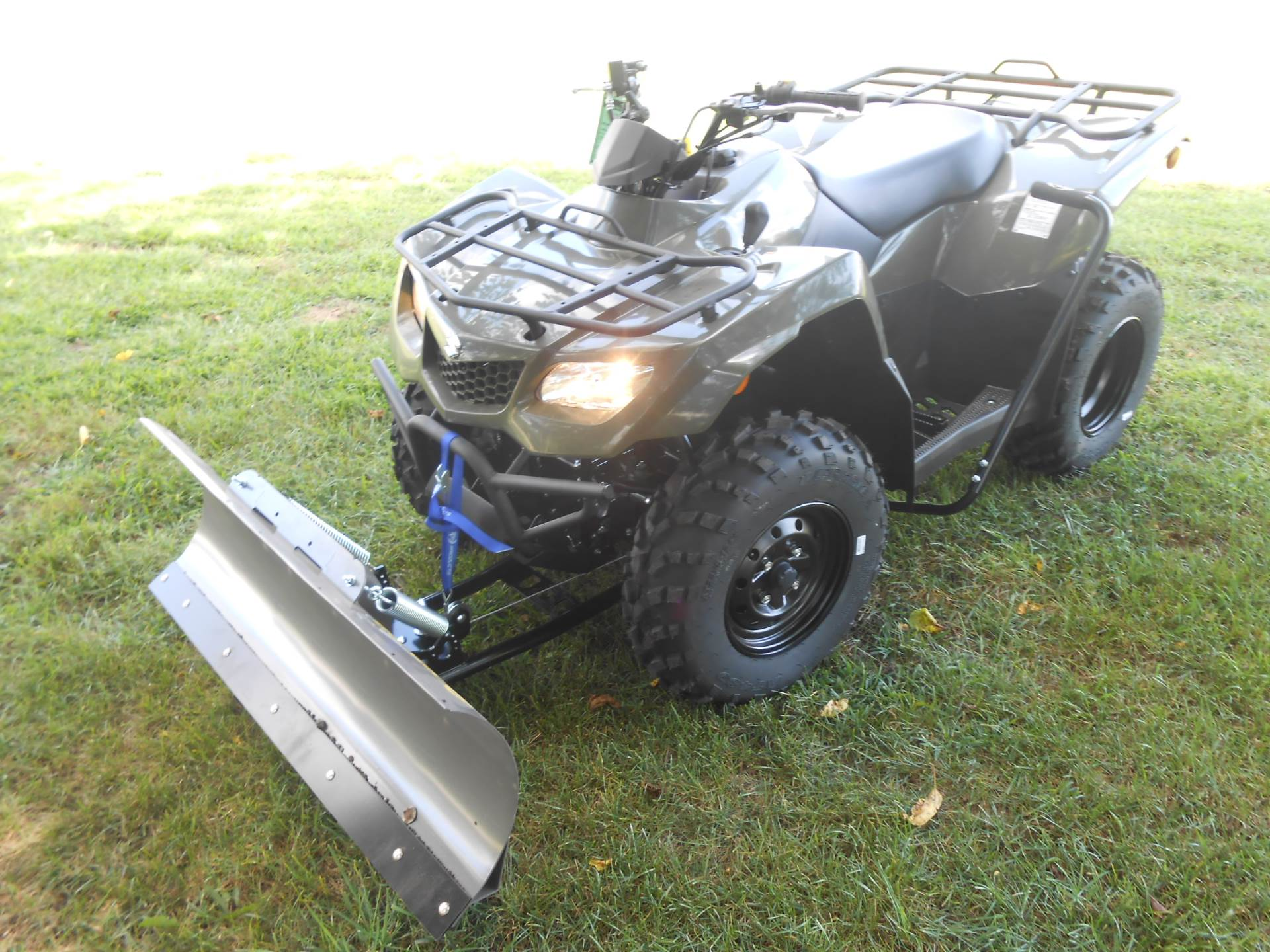 2019 Suzuki KingQuad 400ASi in Howell, Michigan - Photo 1