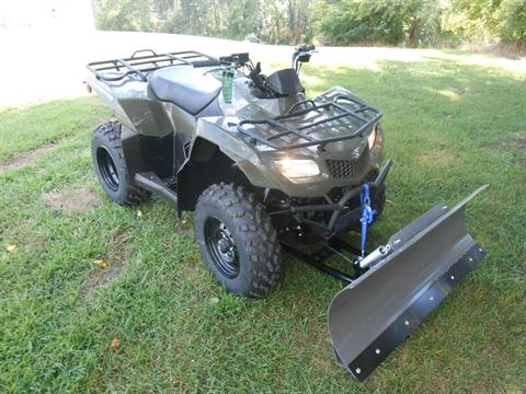 2019 Suzuki KingQuad 400ASi in Howell, Michigan - Photo 2