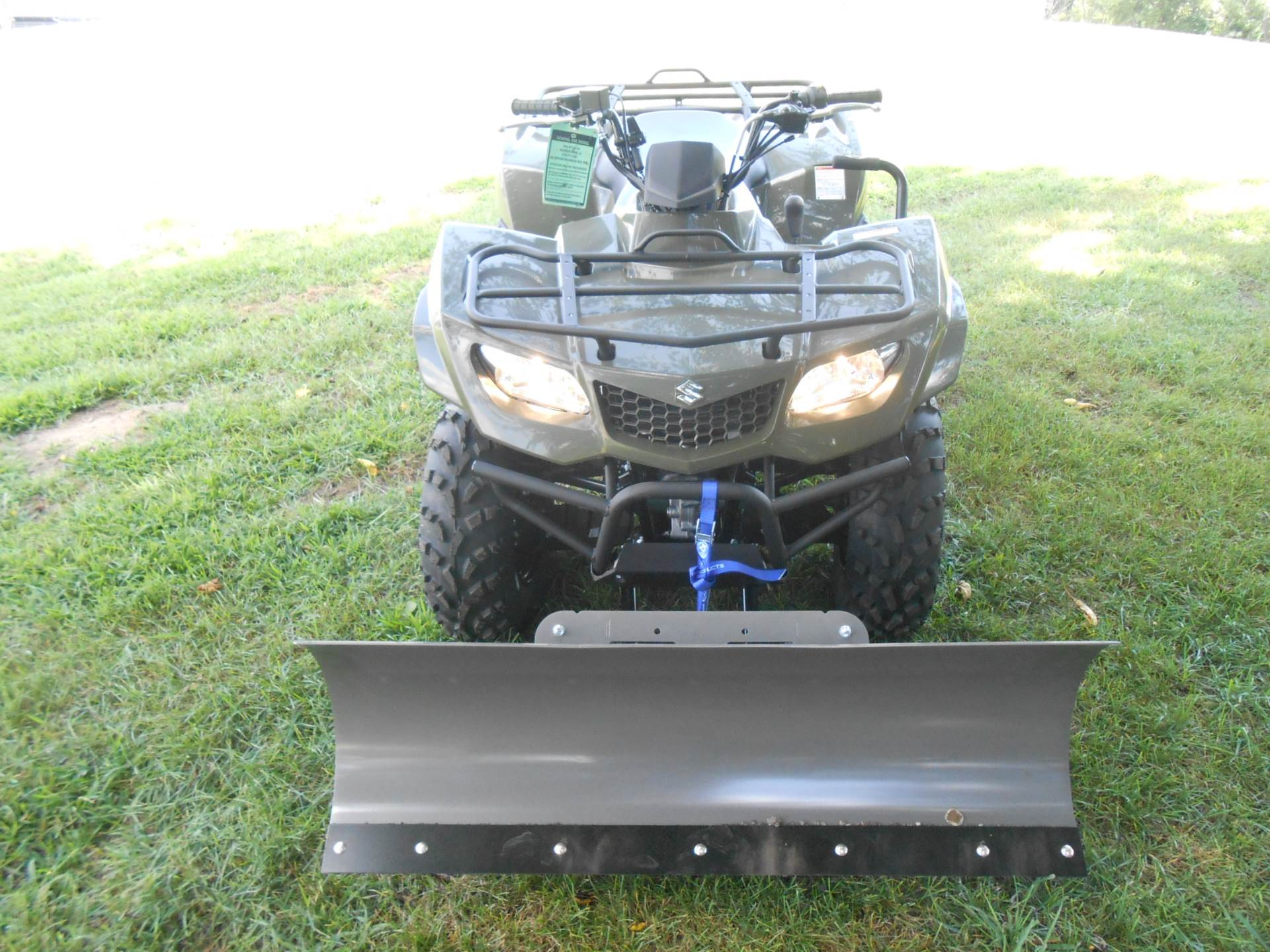 2019 Suzuki KingQuad 400ASi in Howell, Michigan - Photo 4