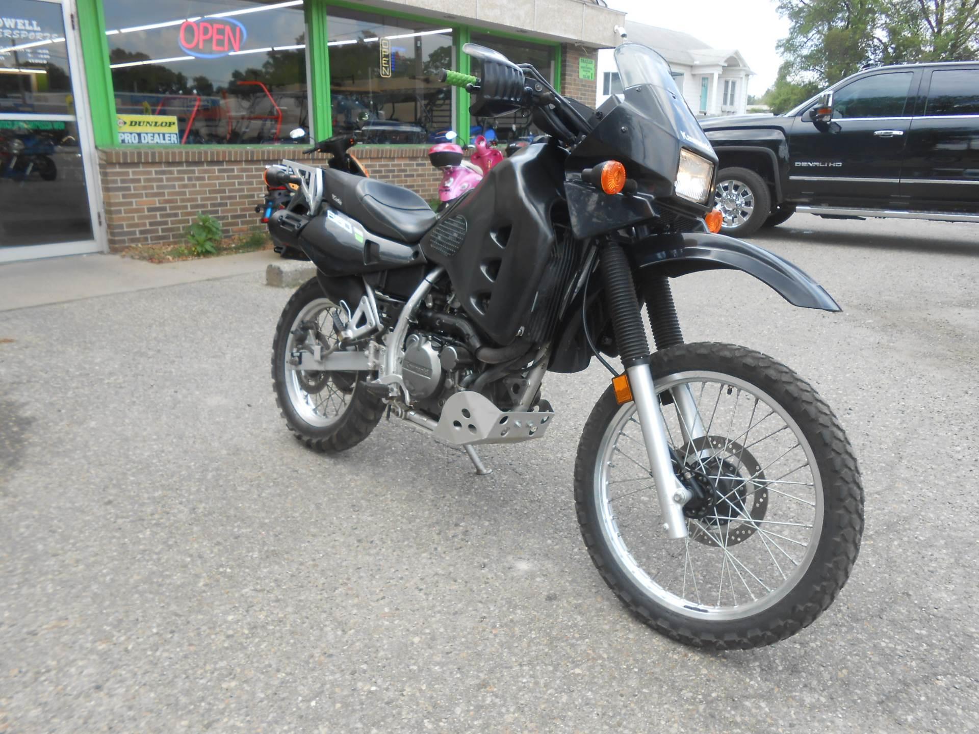 2007 Kawasaki KLR 650 2