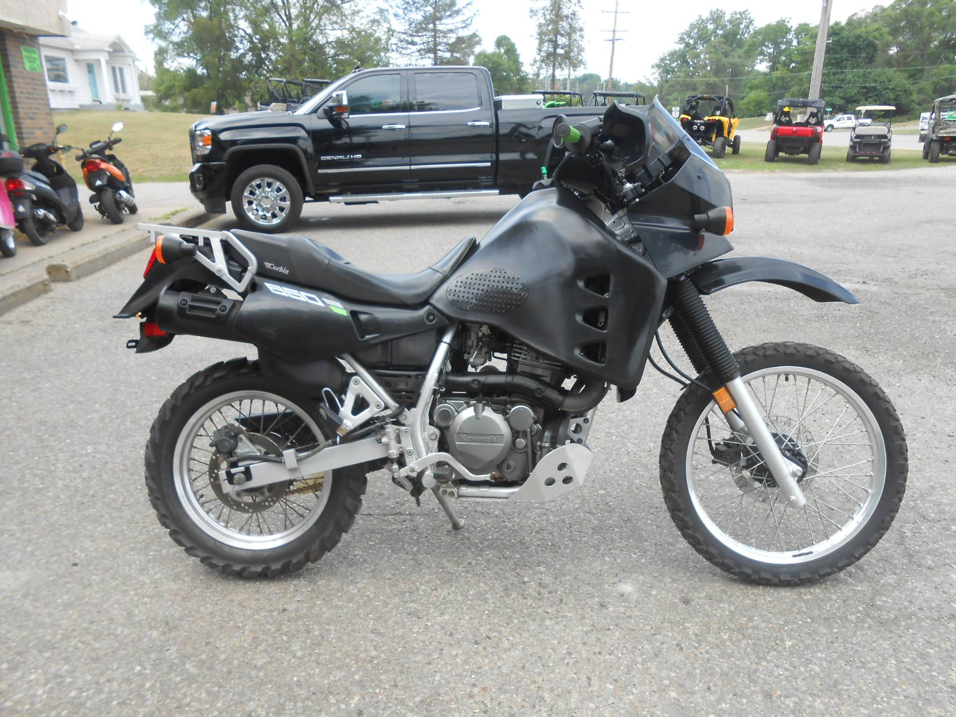 2007 Kawasaki KLR 650 5