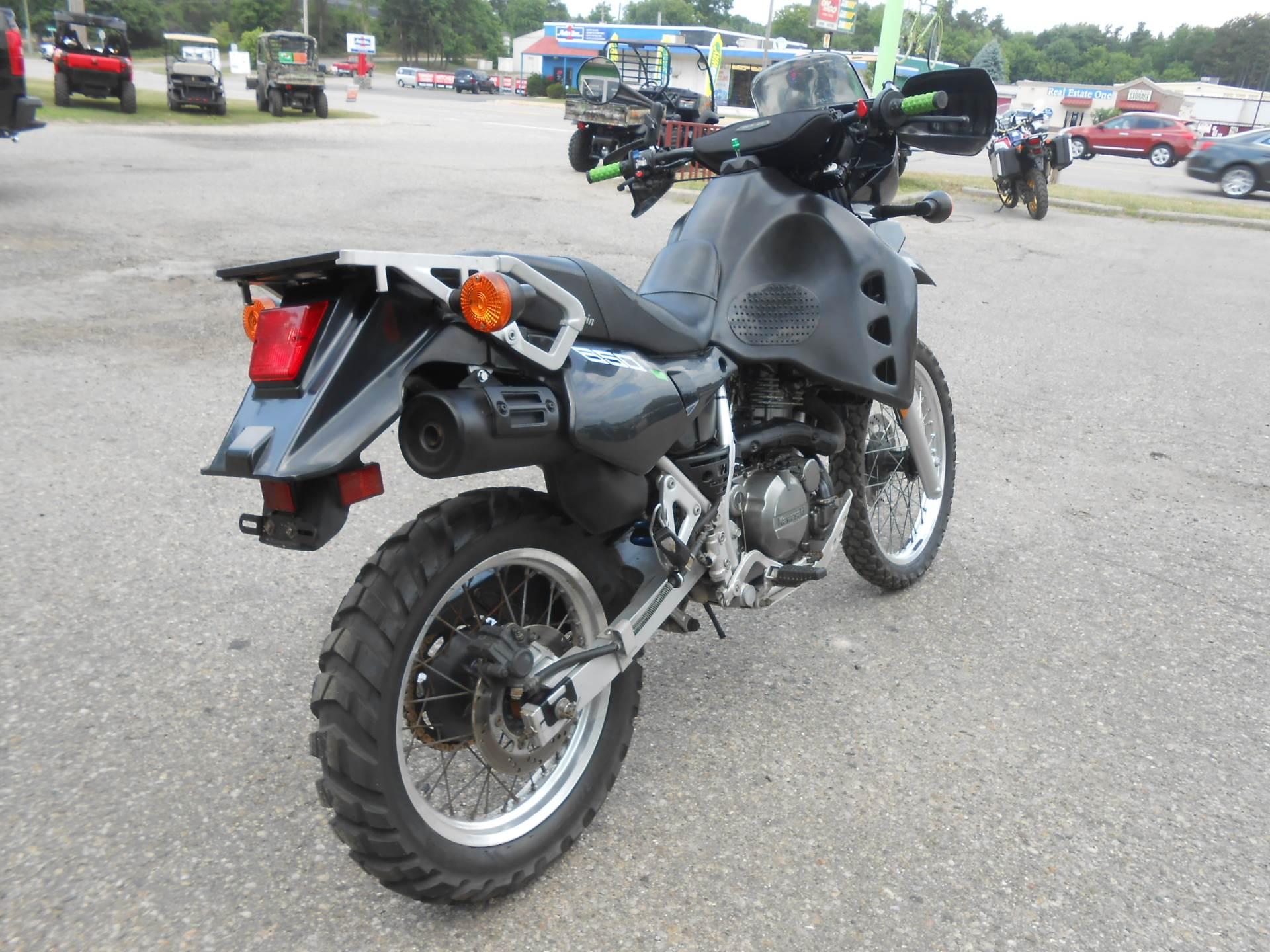 2007 Kawasaki KLR 650 6