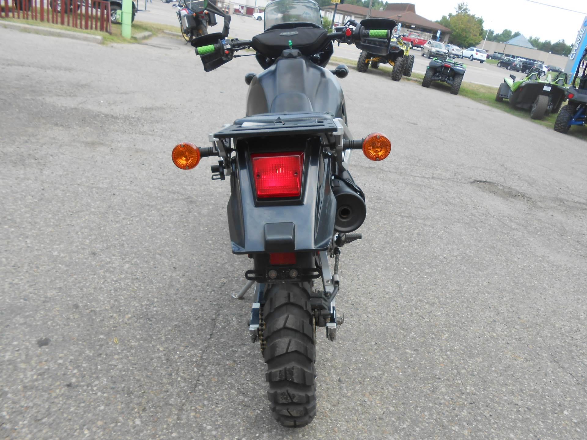 2007 Kawasaki KLR 650 8