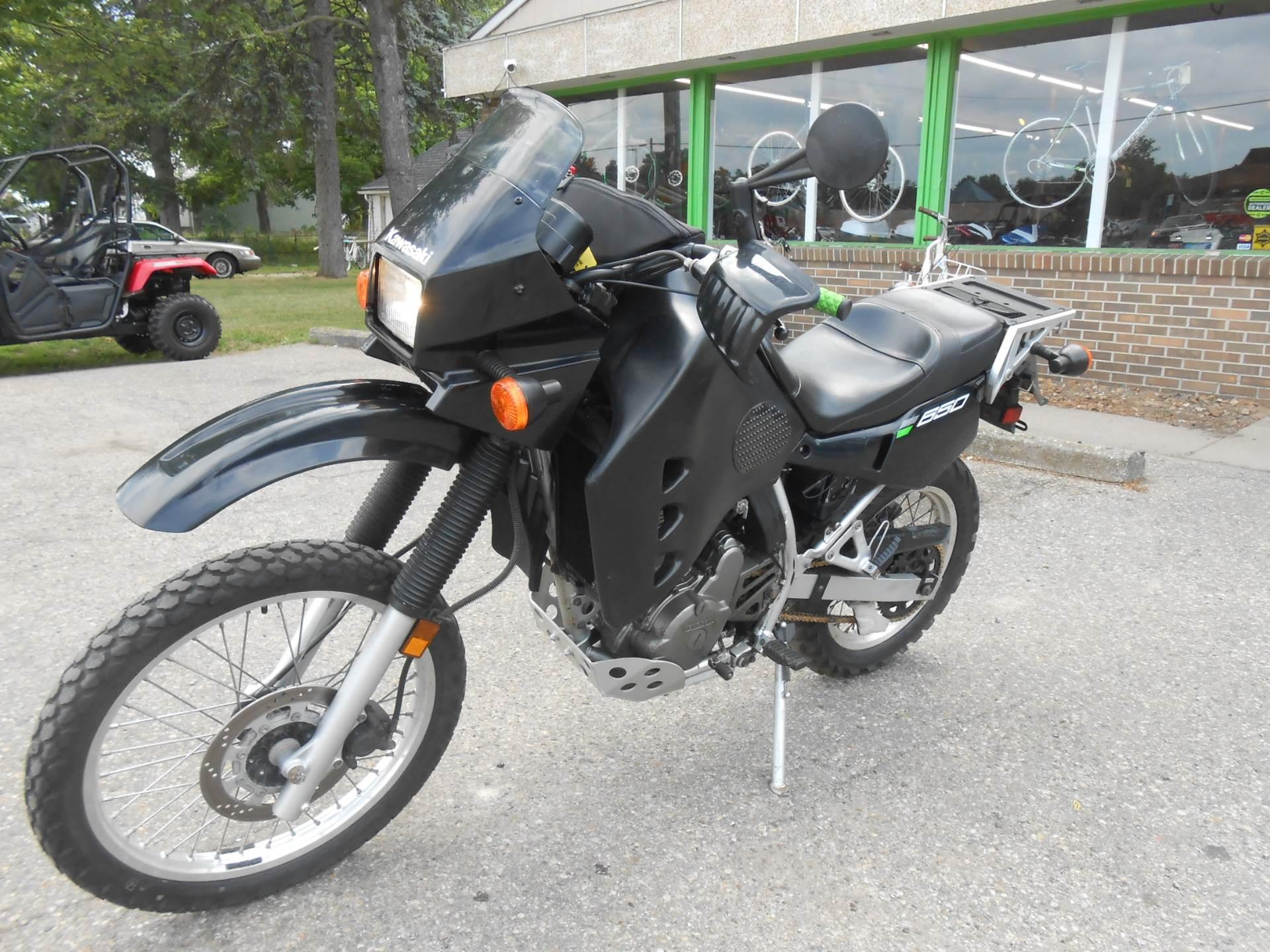 2007 Kawasaki KLR 650 3
