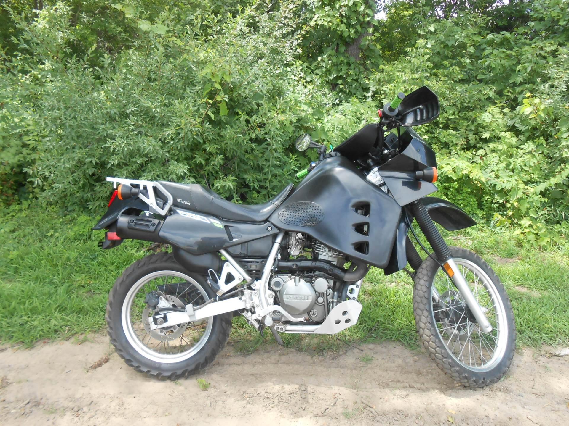 2007 Kawasaki KLR 650 4