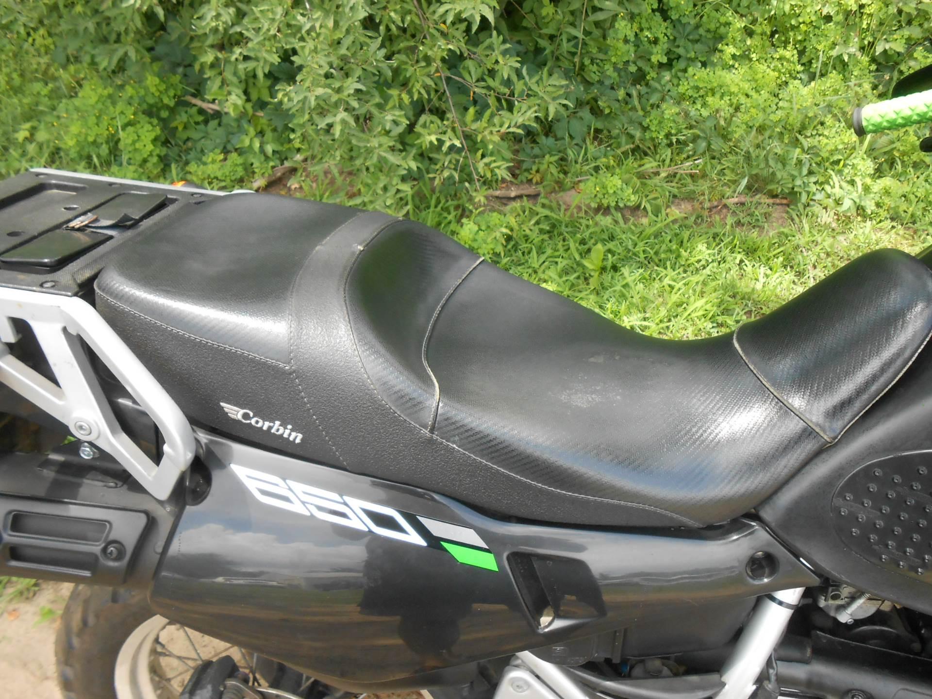 2007 Kawasaki KLR 650 11