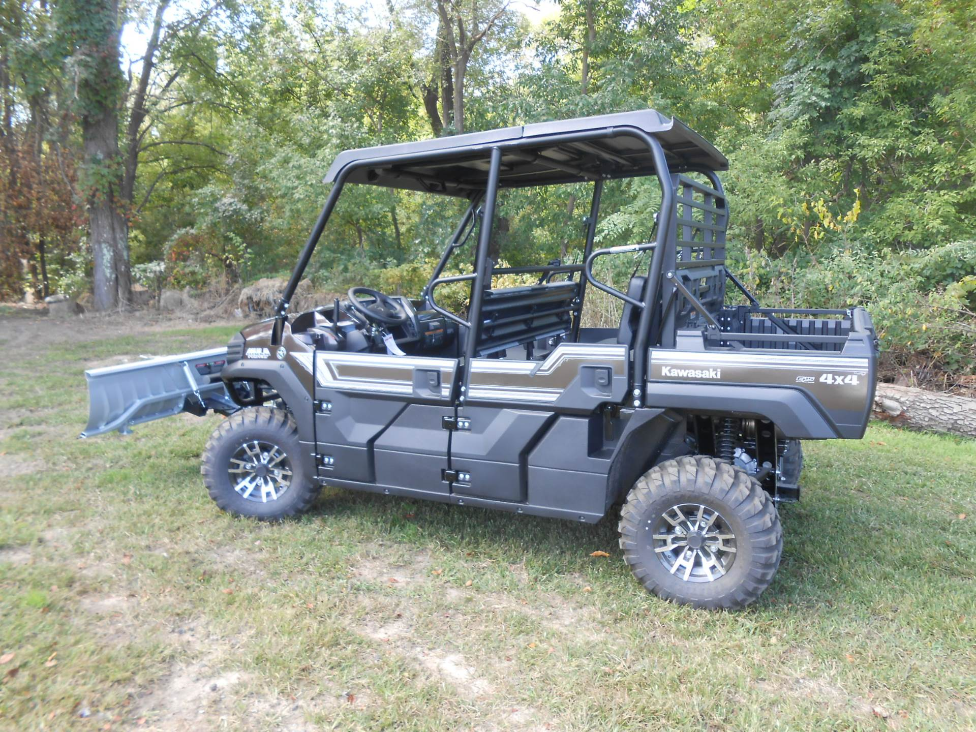 2020 Kawasaki Mule PRO-FXT Ranch Edition in Howell, Michigan - Photo 9