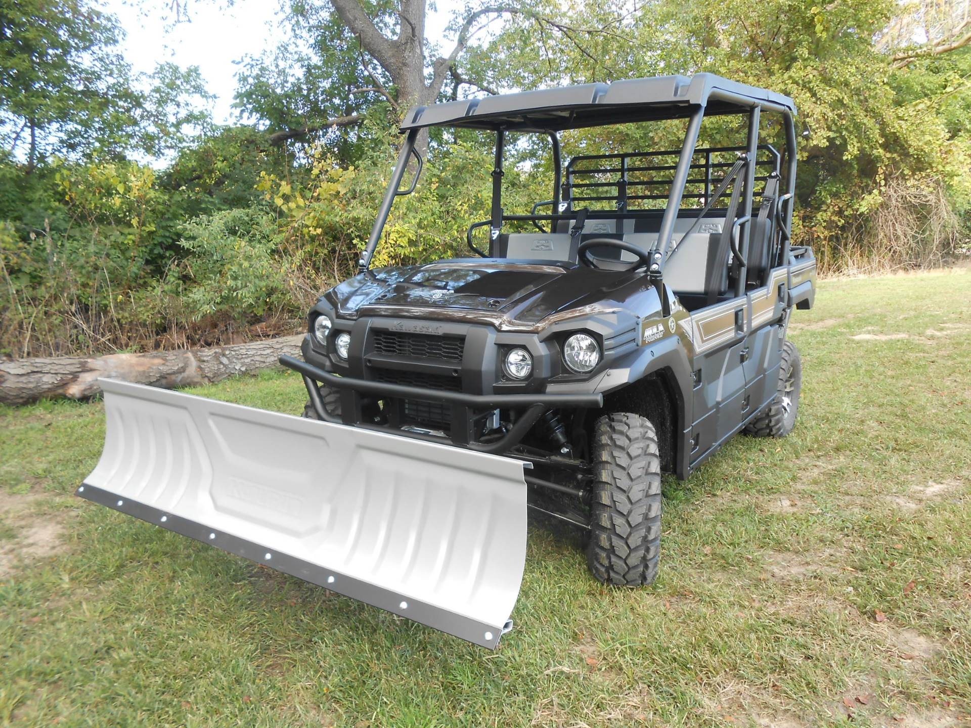 2020 Kawasaki Mule PRO-FXT Ranch Edition in Howell, Michigan - Photo 11