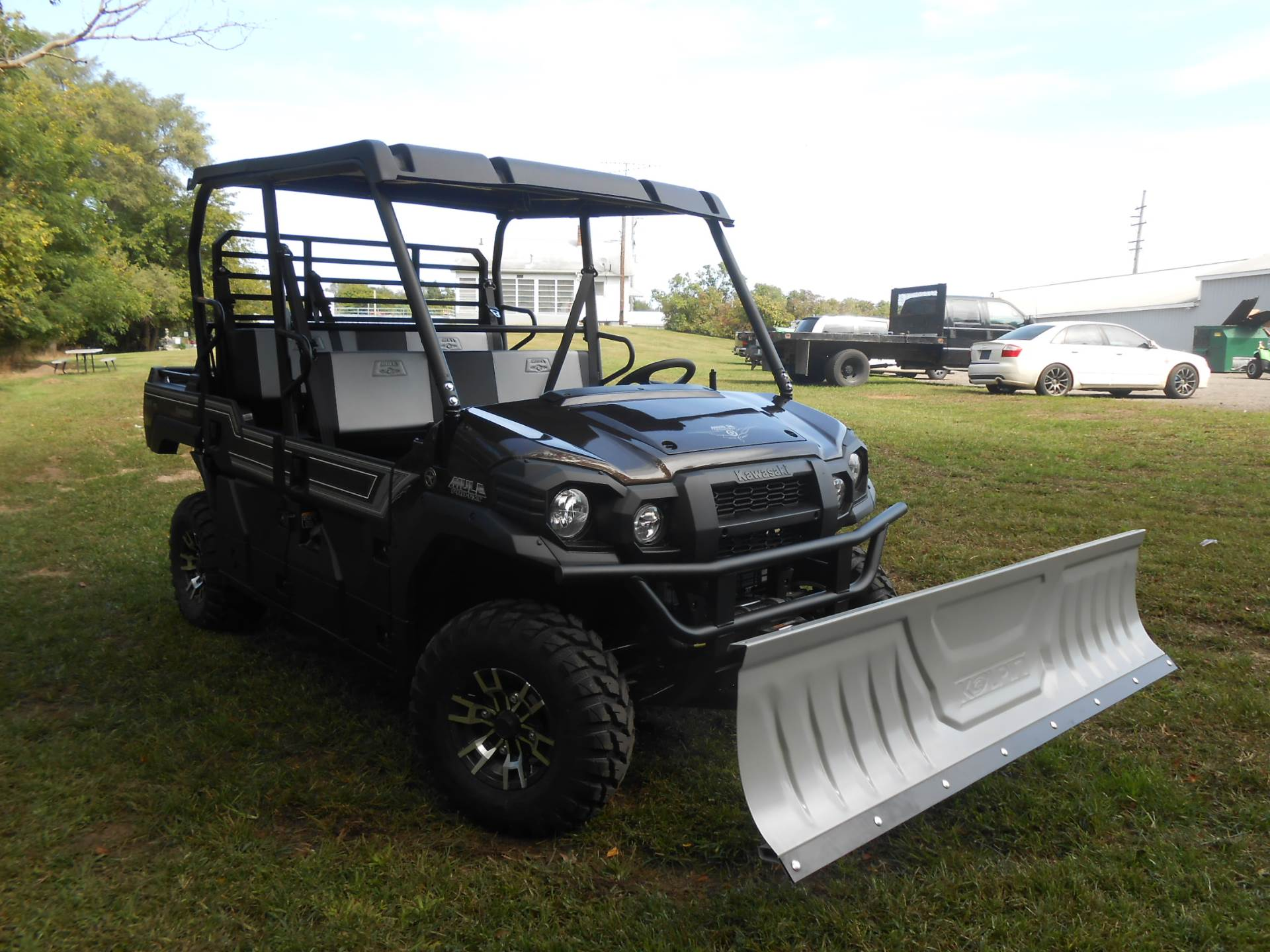 2020 Kawasaki Mule PRO-FXT Ranch Edition in Howell, Michigan - Photo 15