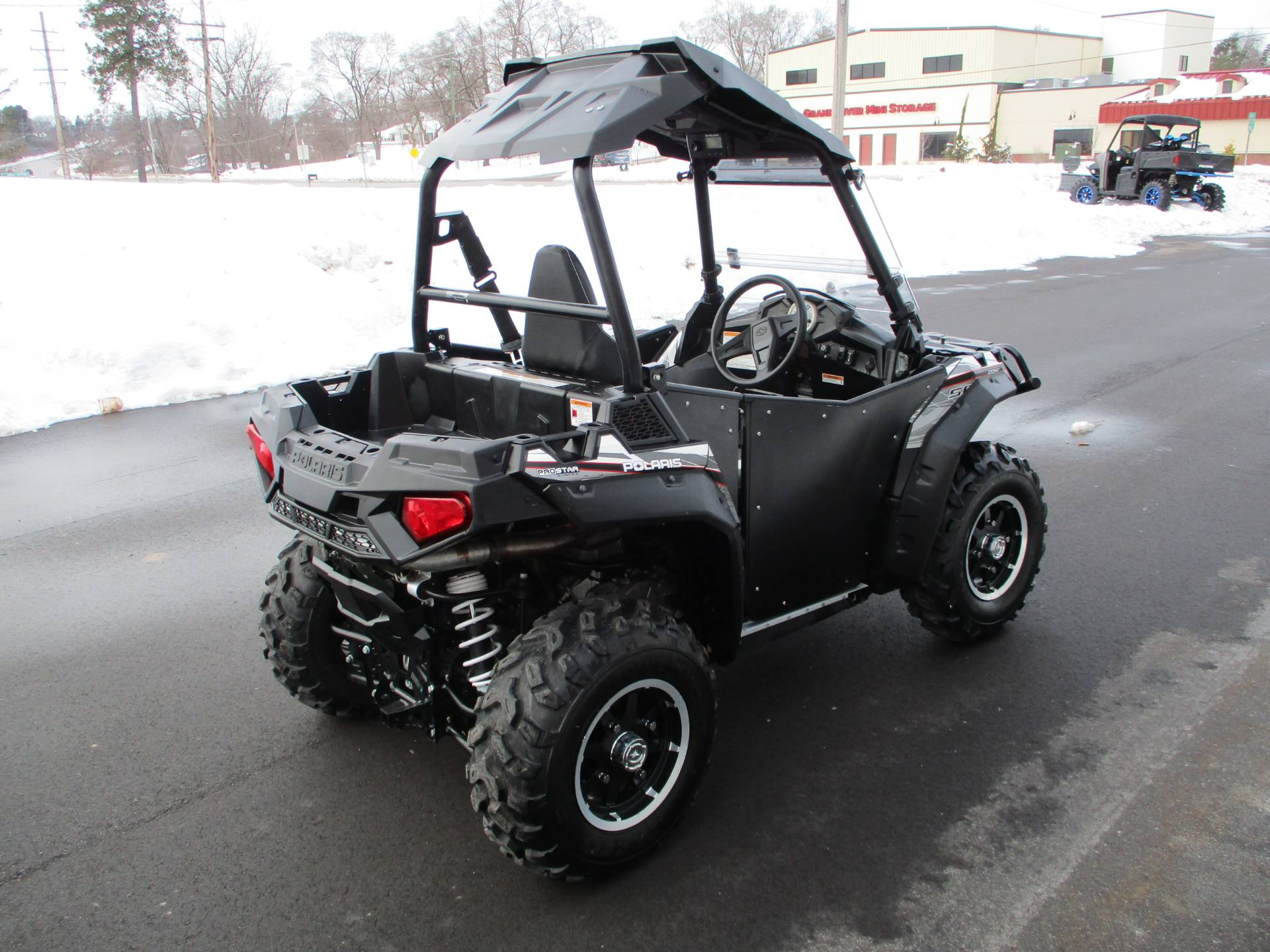 2016 Polaris ACE 900 SP in Howell, Michigan - Photo 16