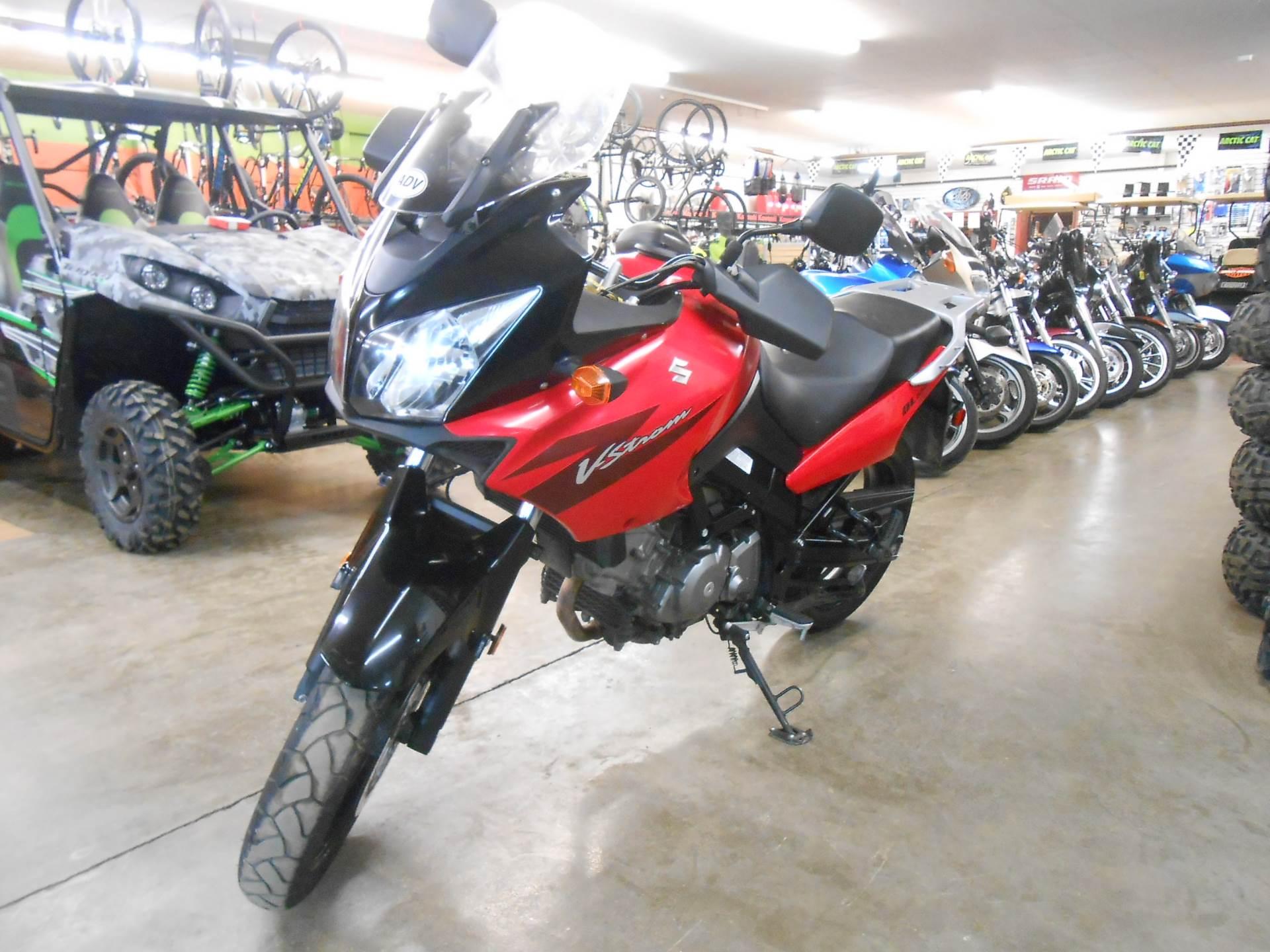 2006 V-Strom 650