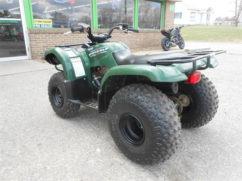 2013 Yamaha Grizzly 125 Automatic in Howell, Michigan