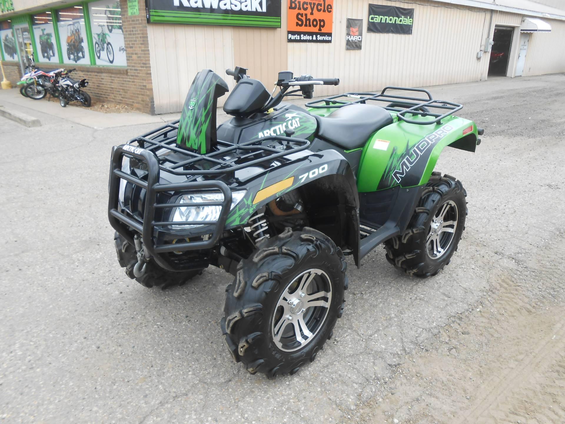 2012 MudPro 700i Limited