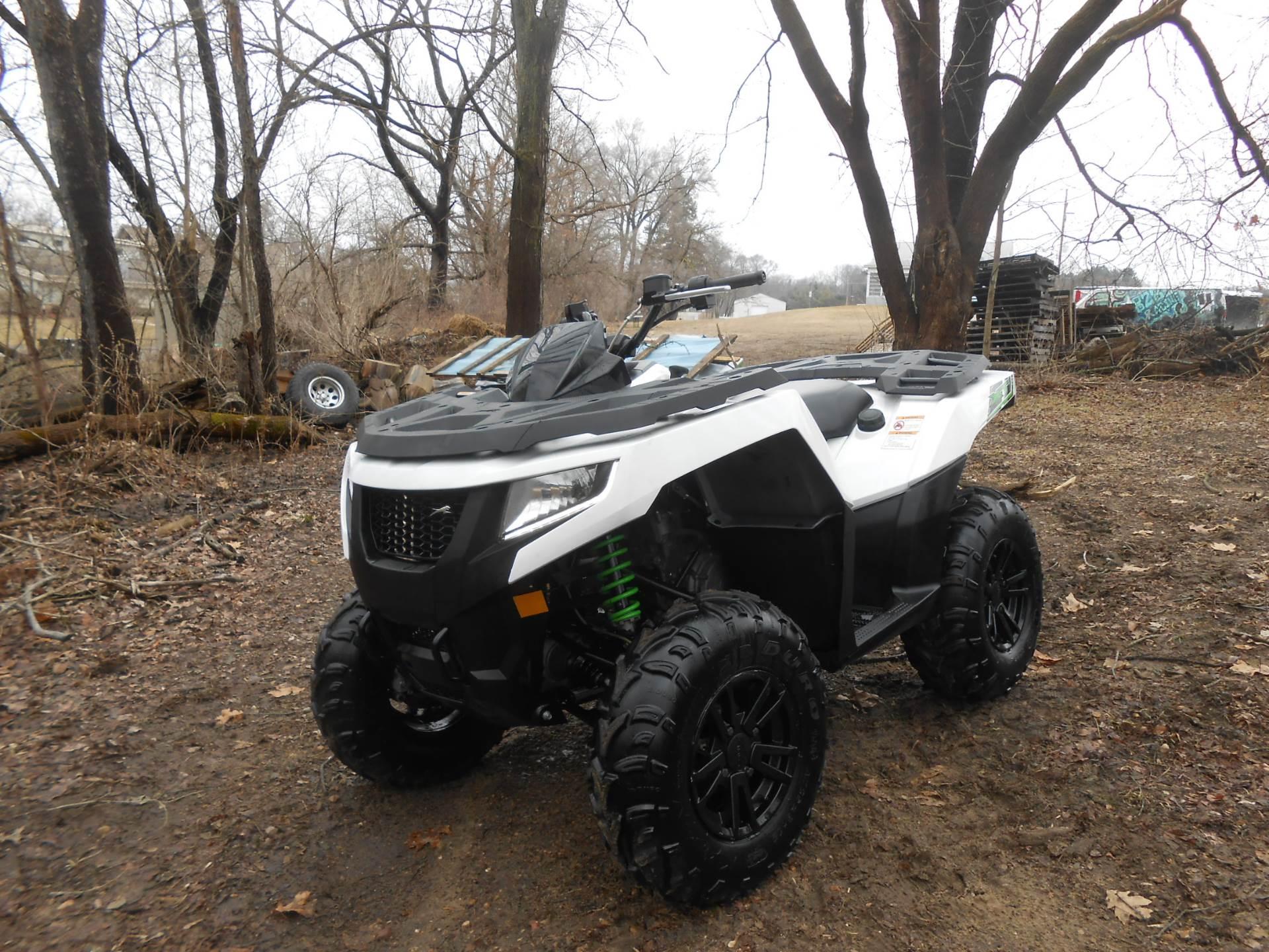 2016 Alterra 500 XT