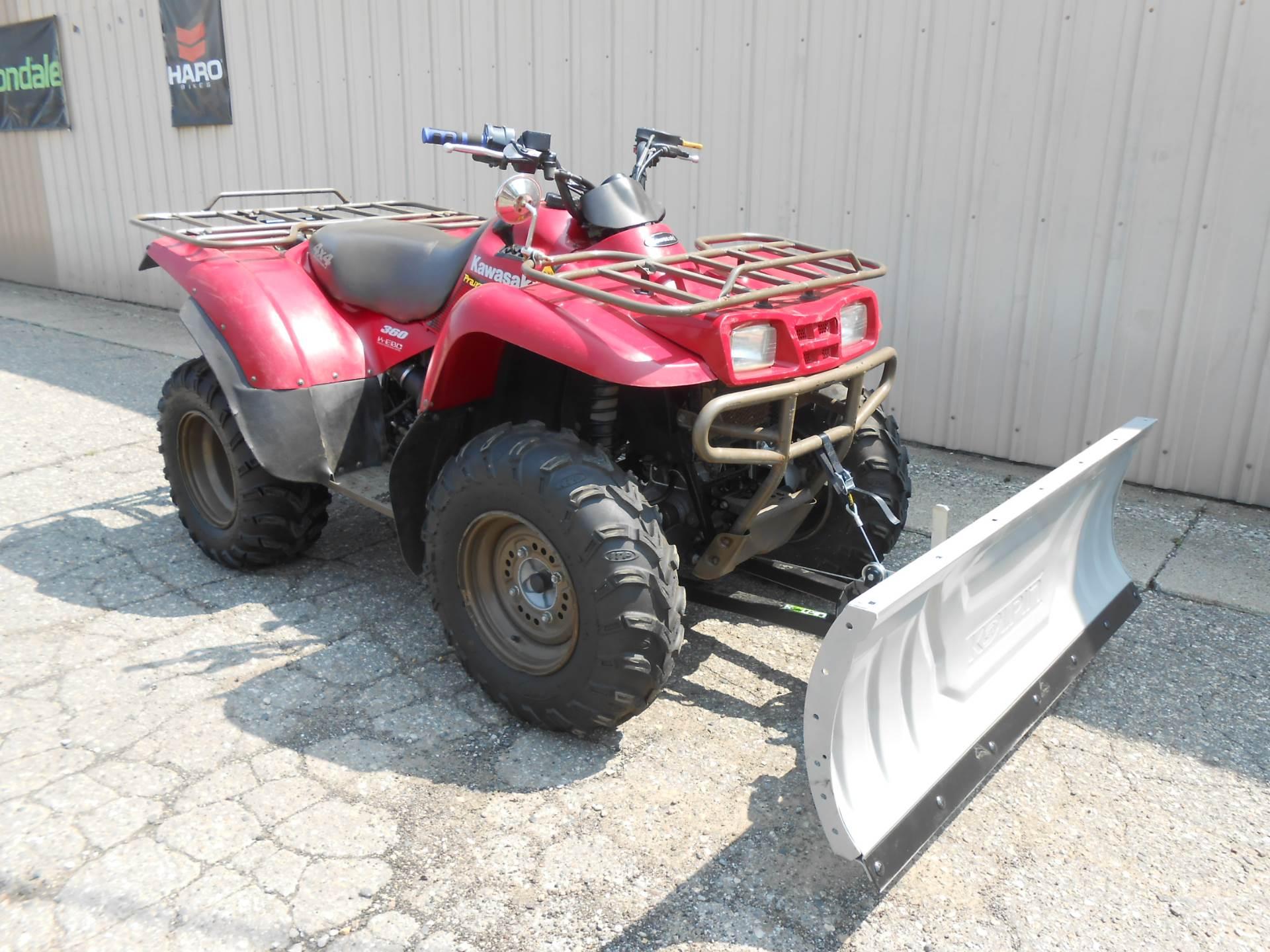 2003 Prairie 360 4x4