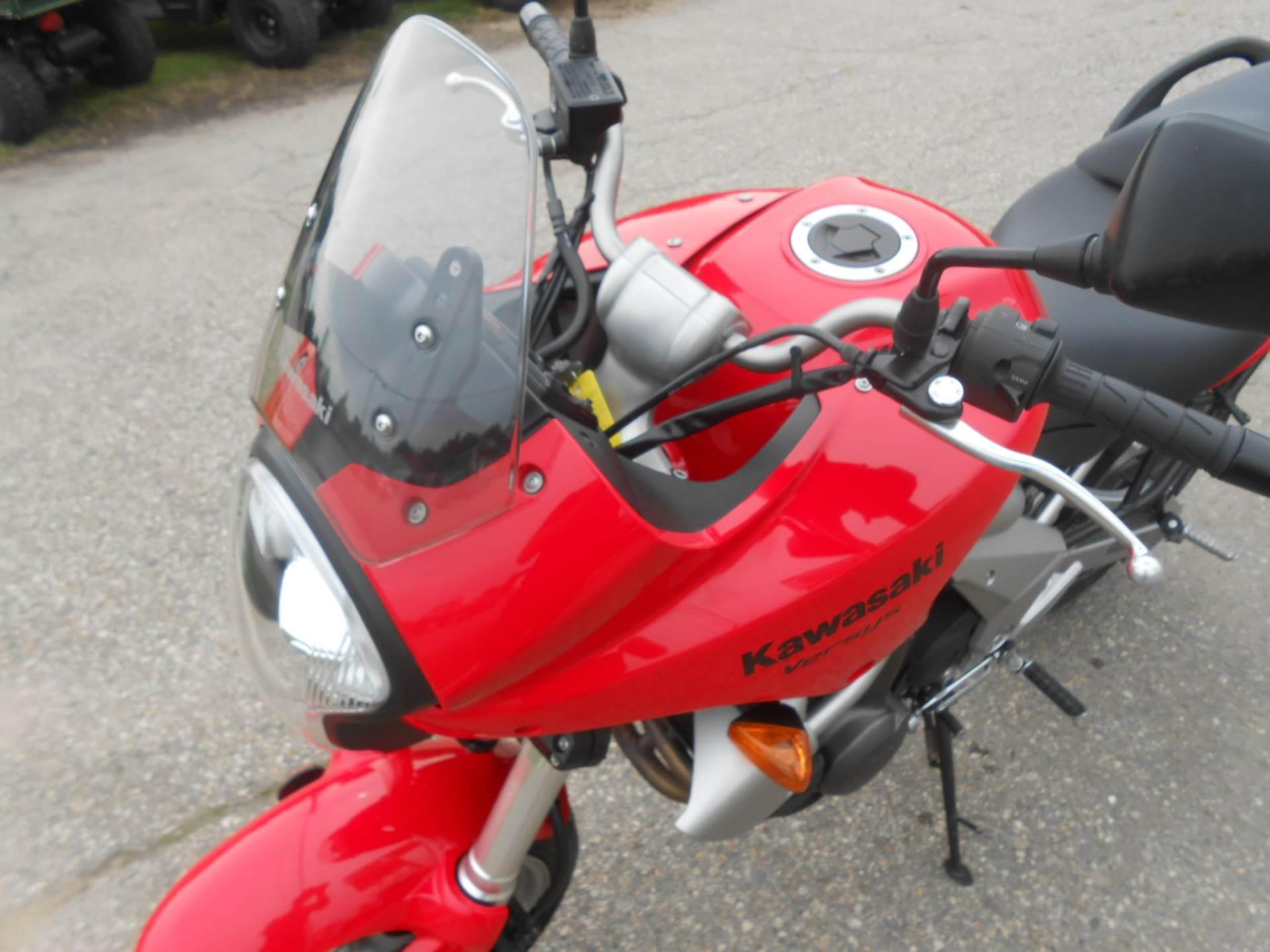 2008 Kawasaki Versys™ in Howell, Michigan