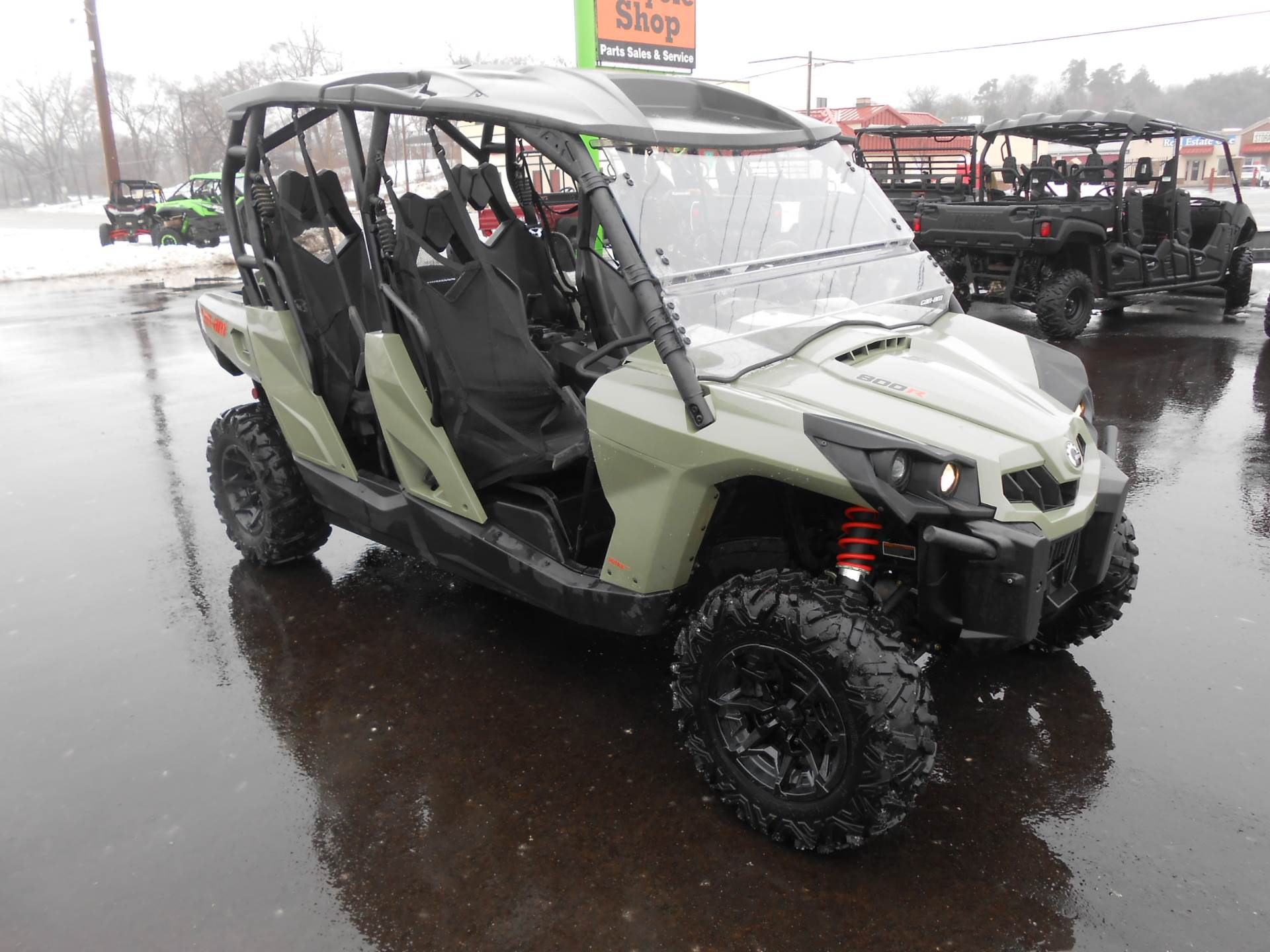 2019 Can-Am Commander MAX DPS 800R in Howell, Michigan - Photo 2
