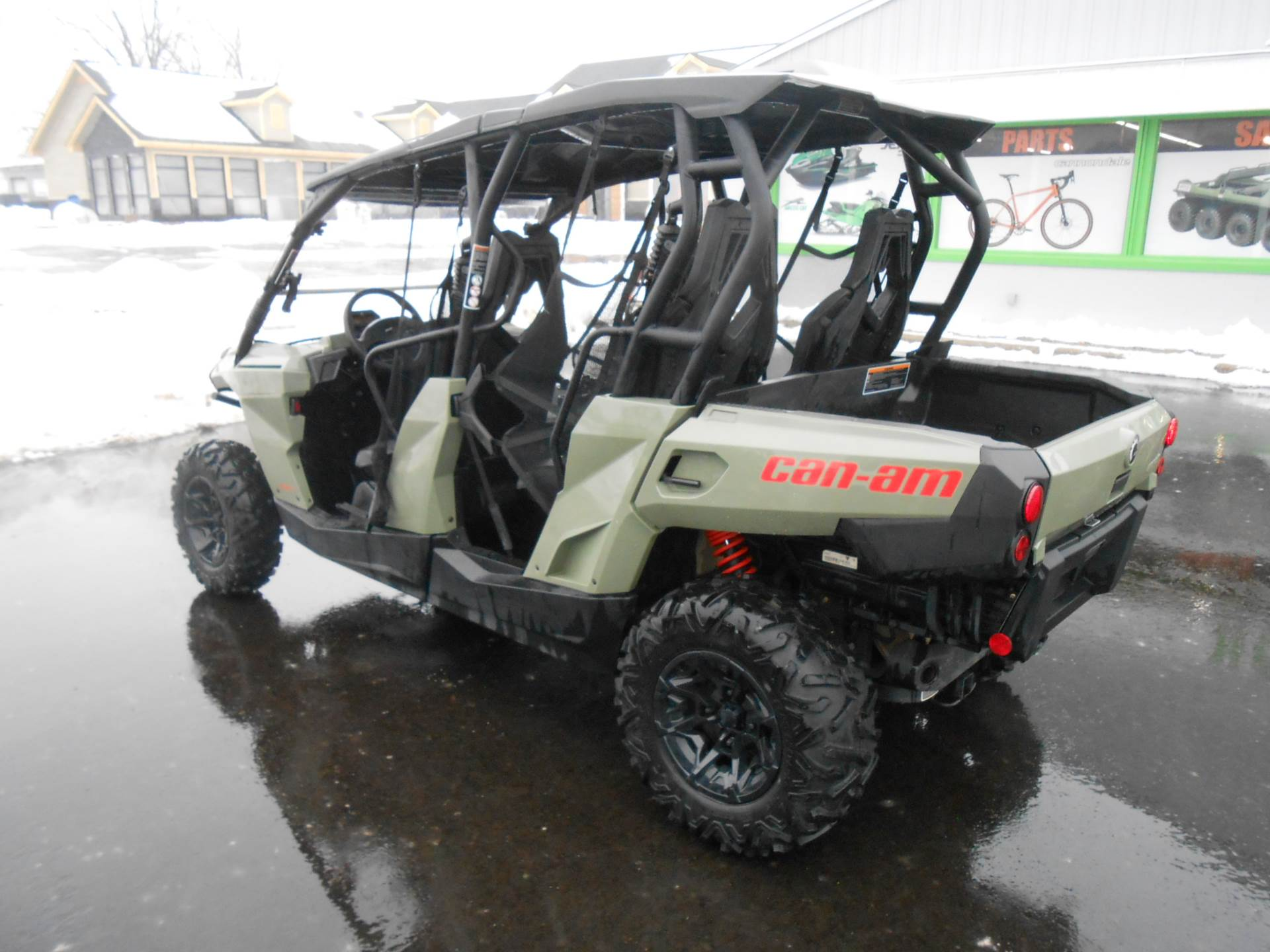 2019 Can-Am Commander MAX DPS 800R in Howell, Michigan - Photo 5