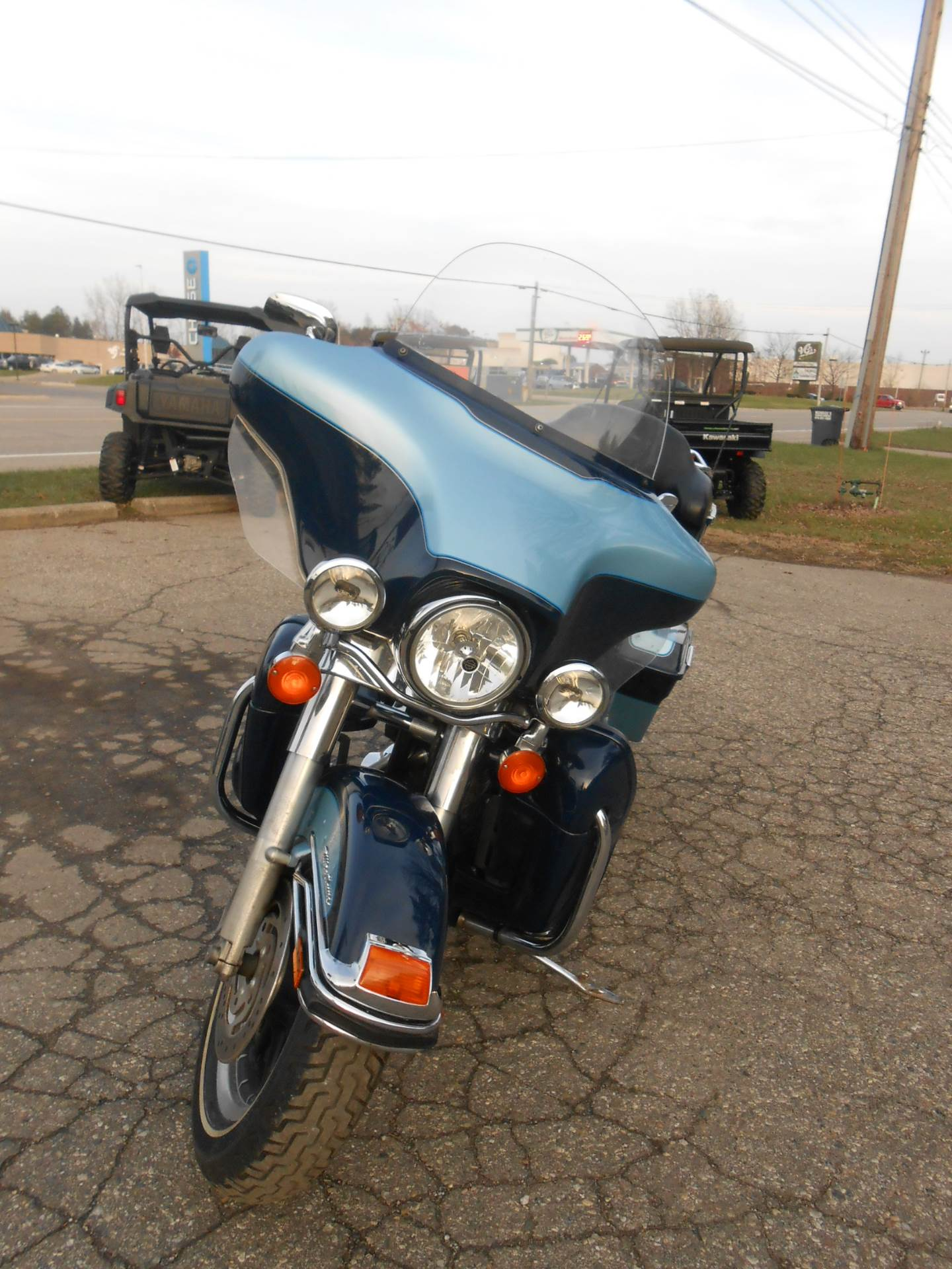 2005 Harley-Davidson FLHTCUI Ultra Classic® Electra Glide® in Howell, Michigan
