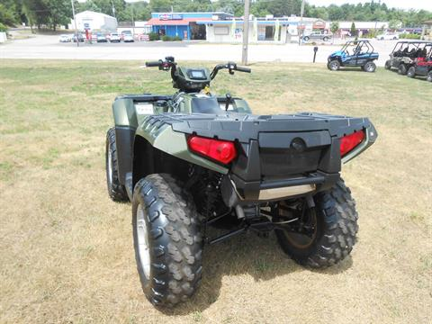 2010 Polaris Sportsman® 850 XP EPS in Howell, Michigan