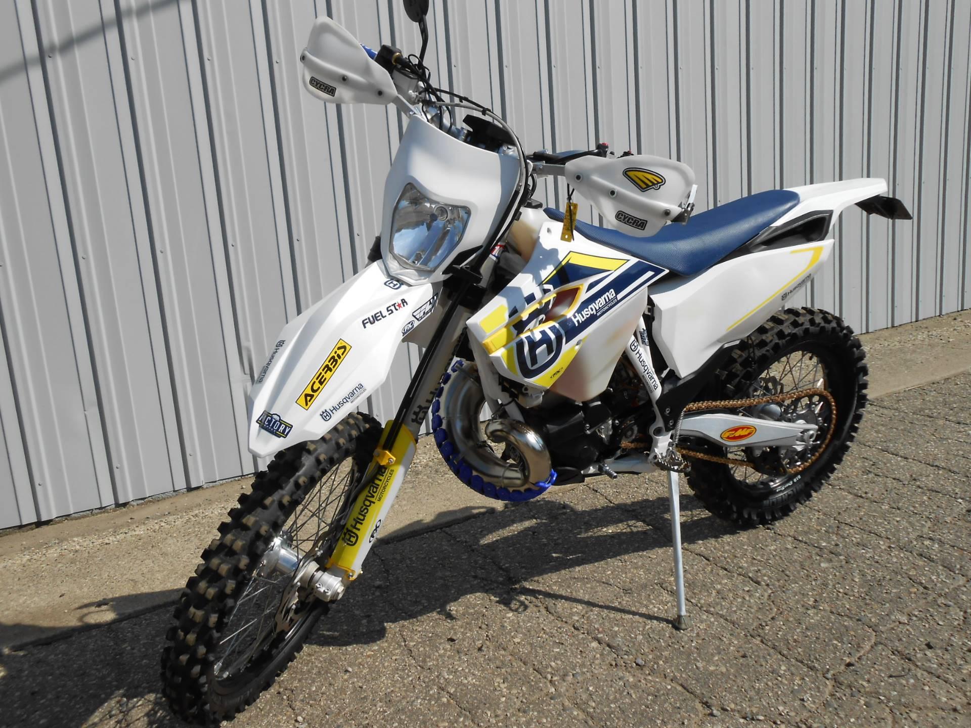 2015 TE 250