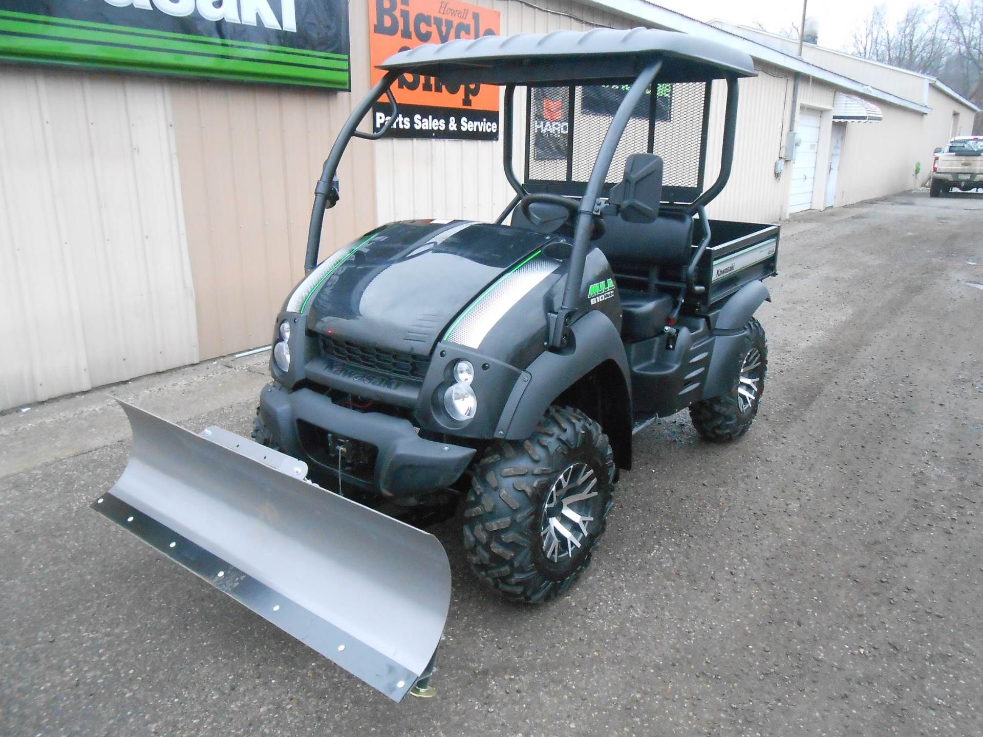2016 Mule 610 4x4 XC SE