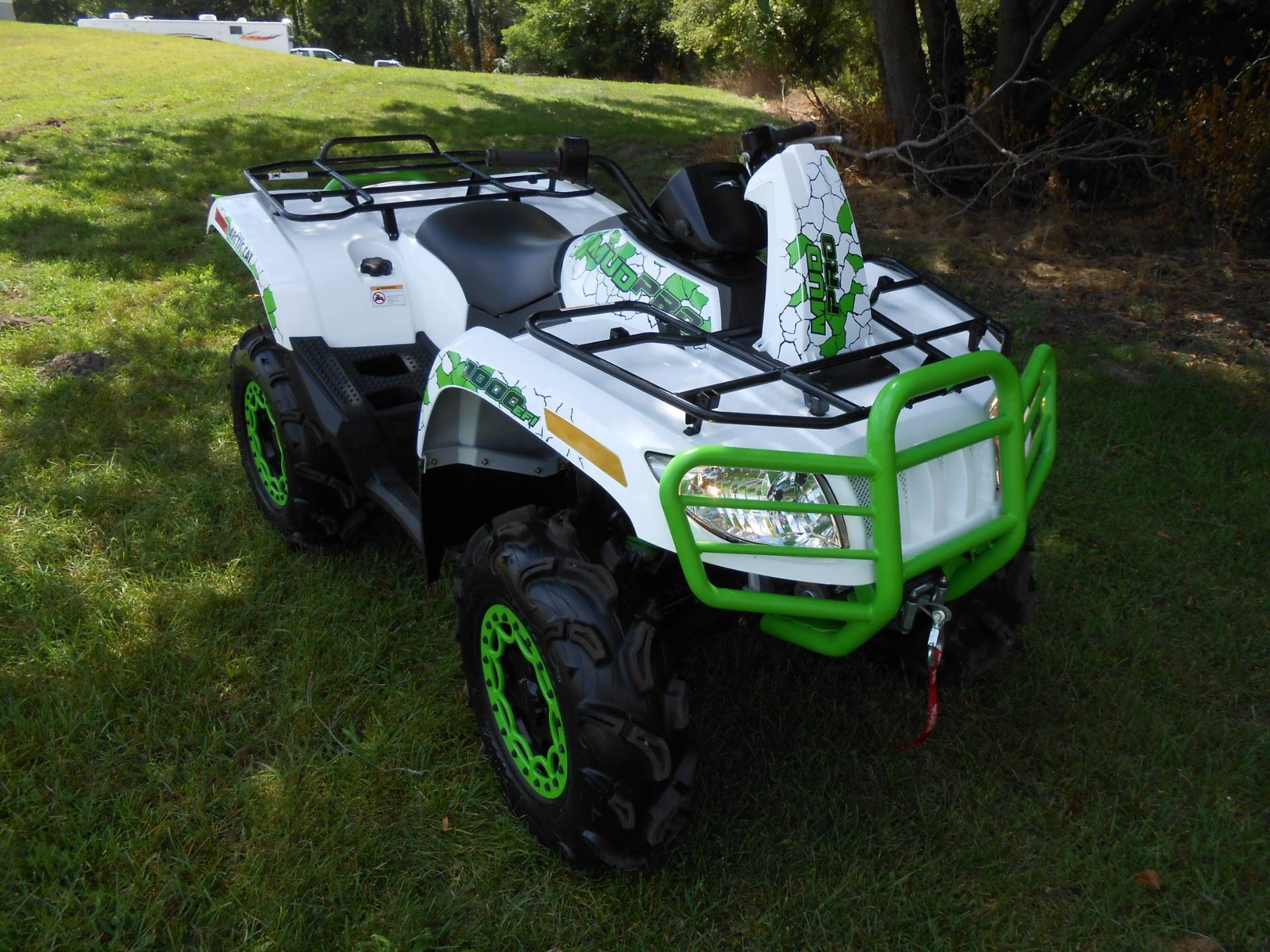 2016 Arctic Cat MudPro 1000 Special Edition in Howell, Michigan