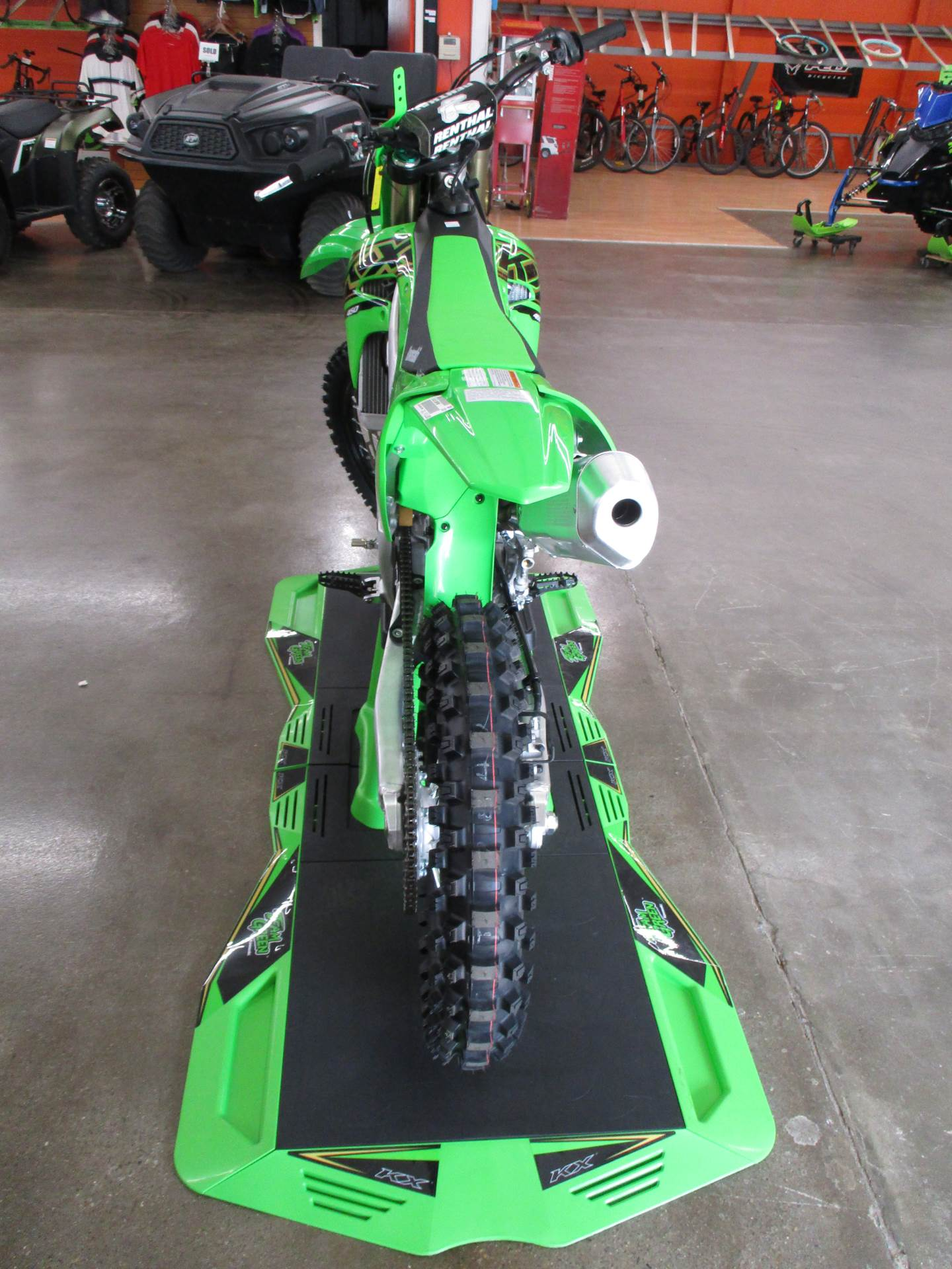 2021 Kawasaki KX 450 in Howell, Michigan - Photo 6
