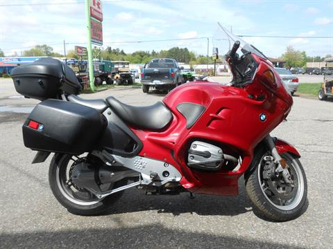 2004 BMW R 1150 RT (ABS) in Howell, Michigan