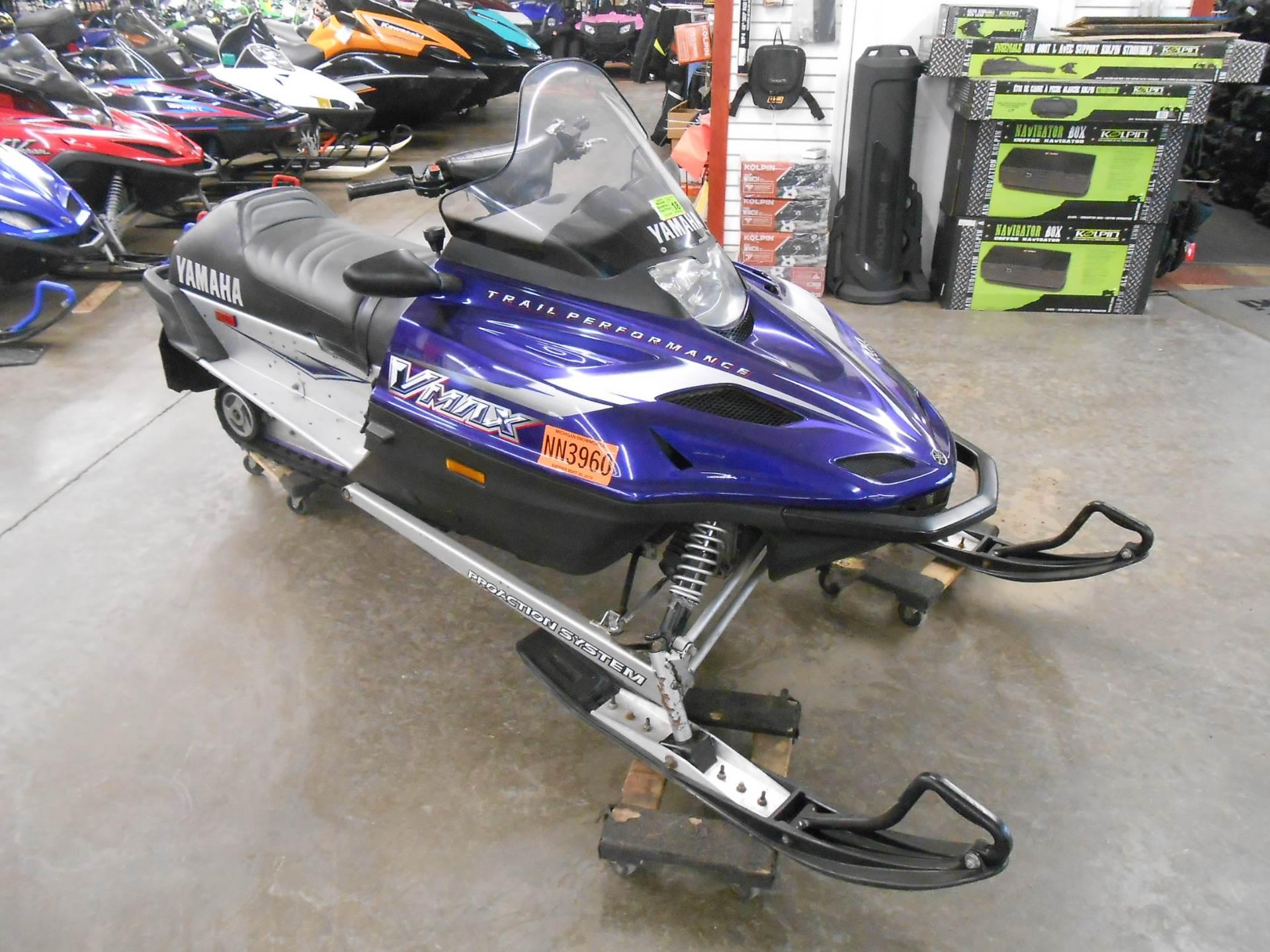 2002 Vmax 700 ER