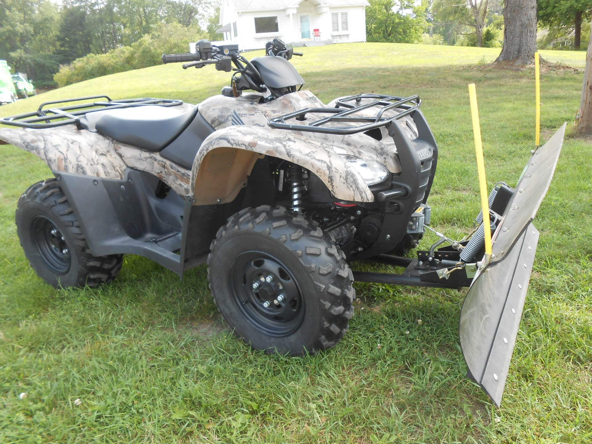 2011 FourTrax Rancher 4x4