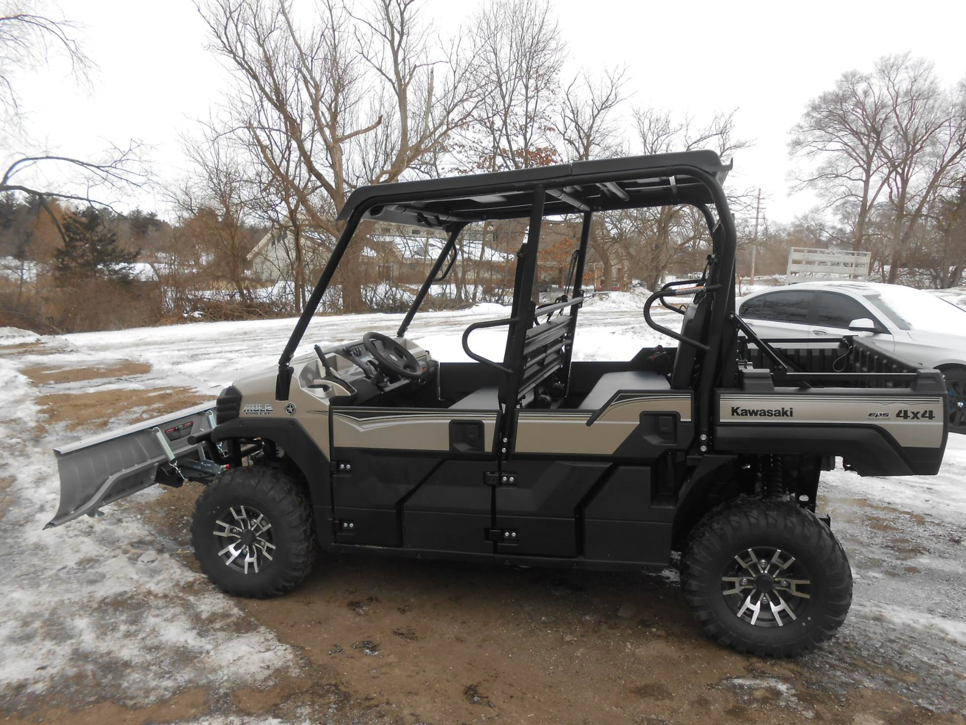 2018 Kawasaki Mule PRO-FXT RANCH EDITION 4
